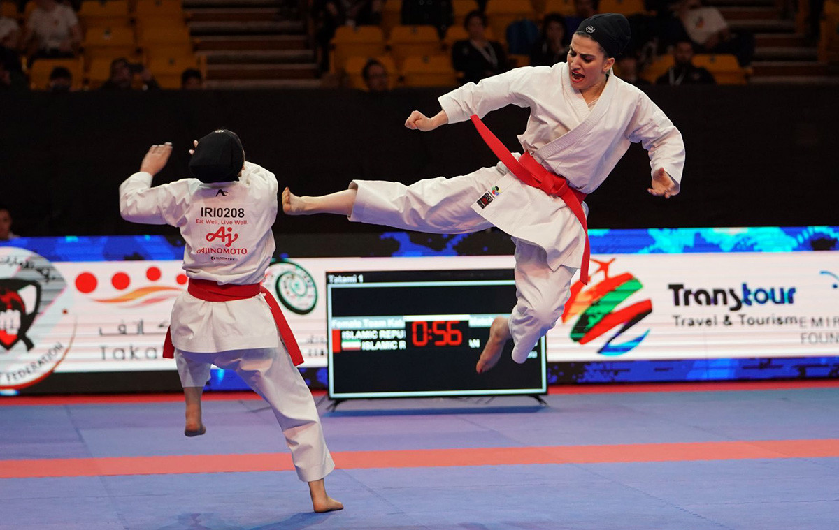 Tokyo 2020 qualification reaches critical stage at Karate 1-Premier League in Dubai