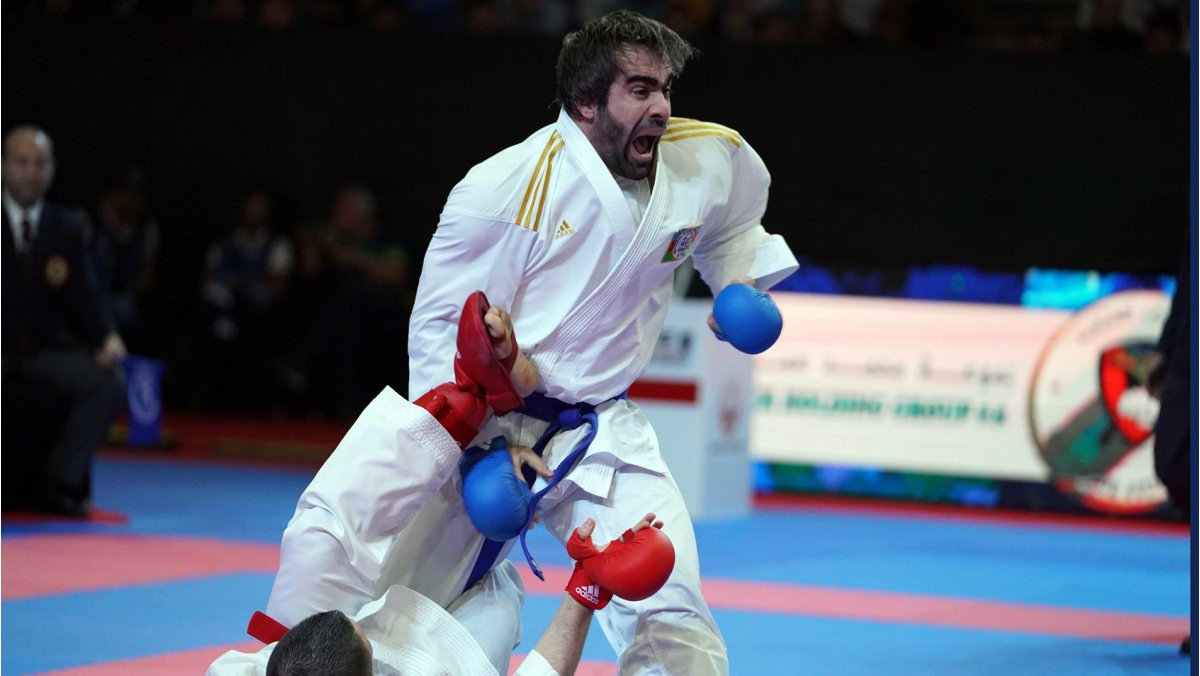 Tokyo 2020 qualification will be on the mind in Dubai ©WKF