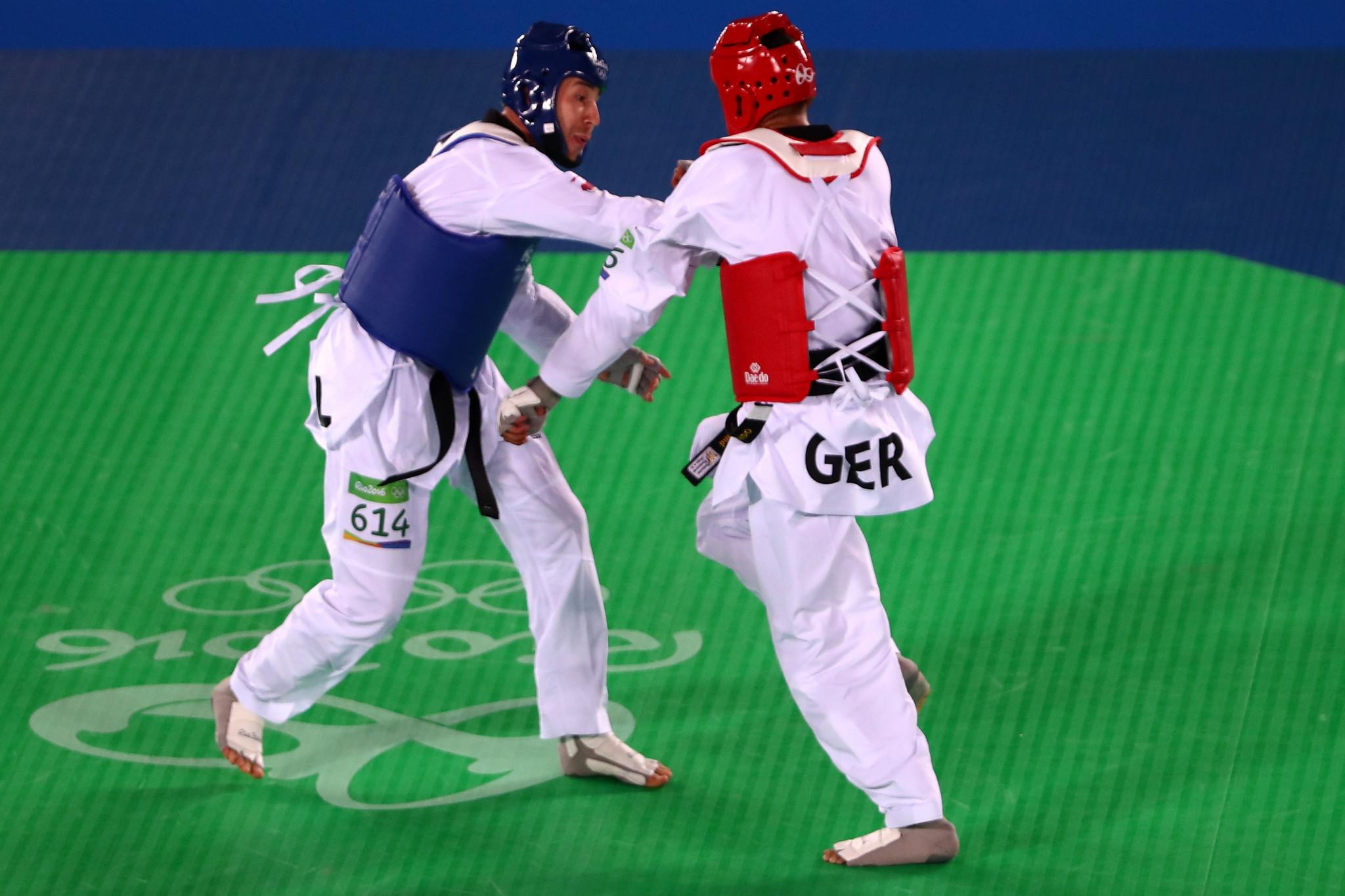 Stefan Klawiter is President of the German Taekwondo Union ©Getty Images
