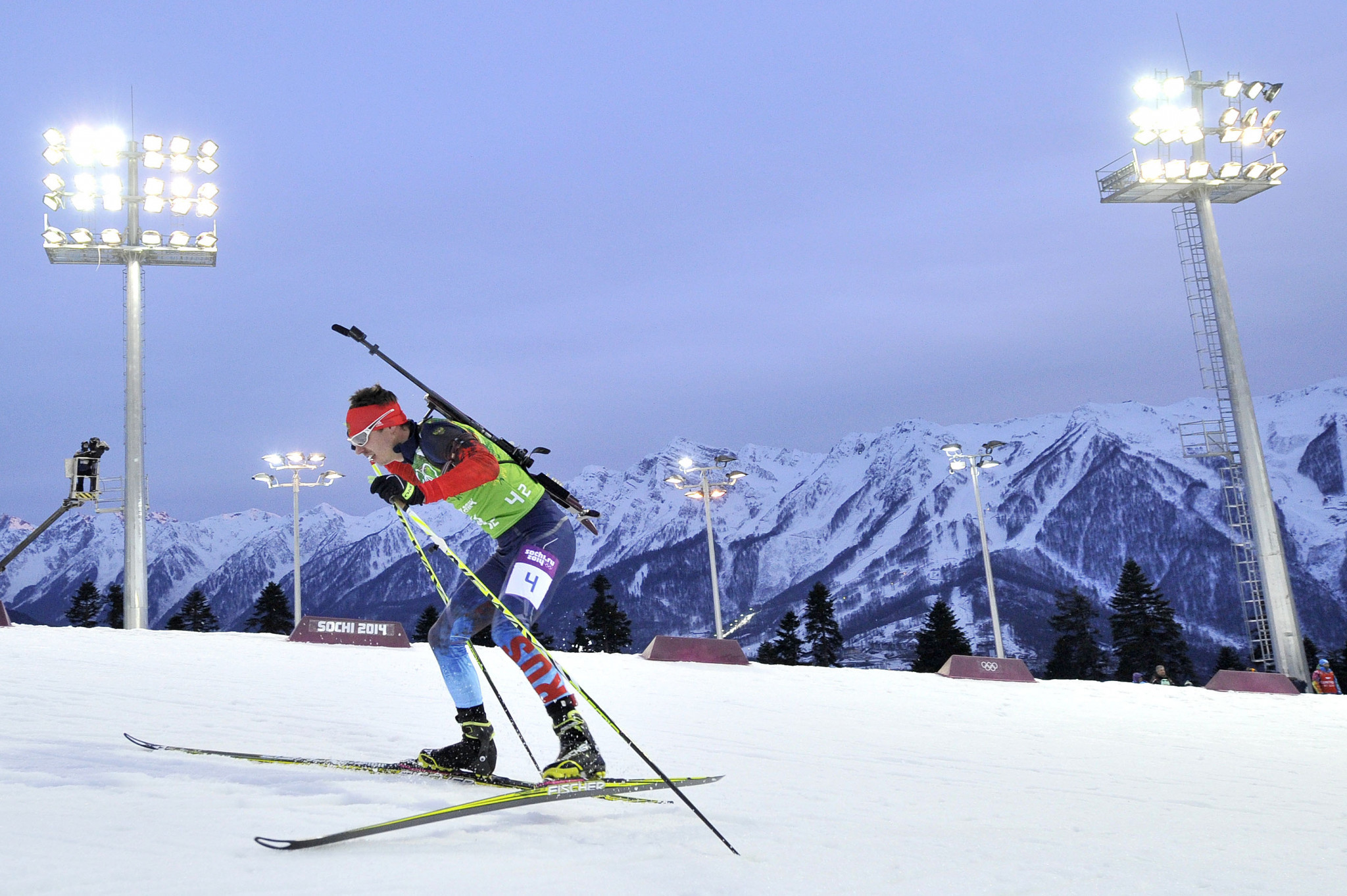 Double Olympic biathlon champion implicated in LIMS data facing separate doping case