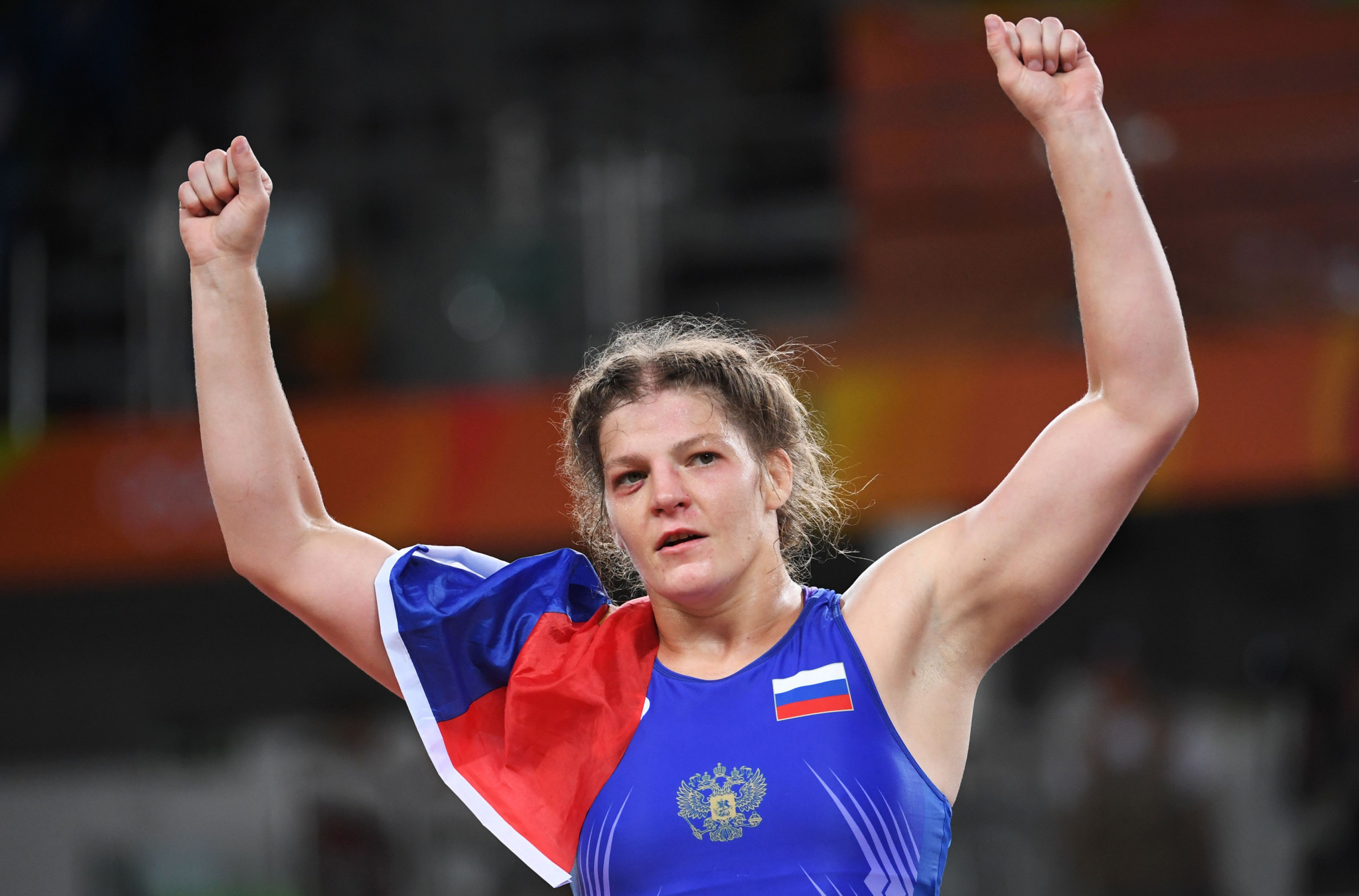 Bukina ends Adar's reign as Russia shine in women's events at European Wrestling Championships