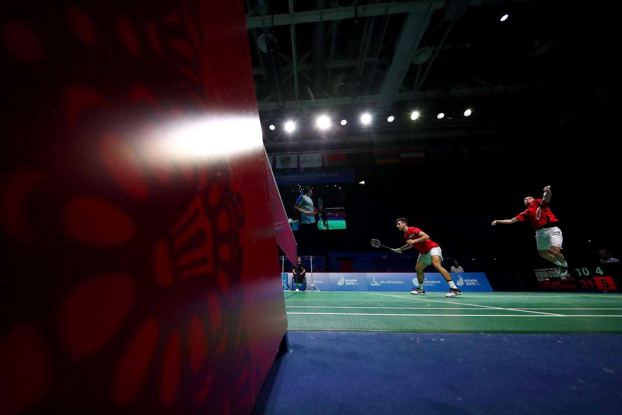 Bulgaria's men shock Spain at European Team Badminton Championships