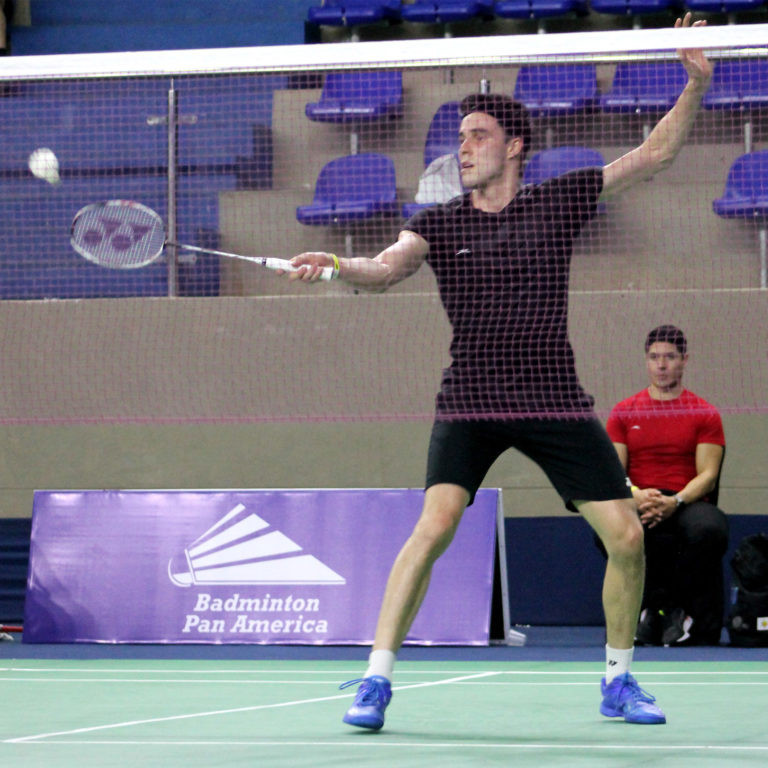 Canada make perfect start to title defences at Badminton Pan Am Male and Female Cup