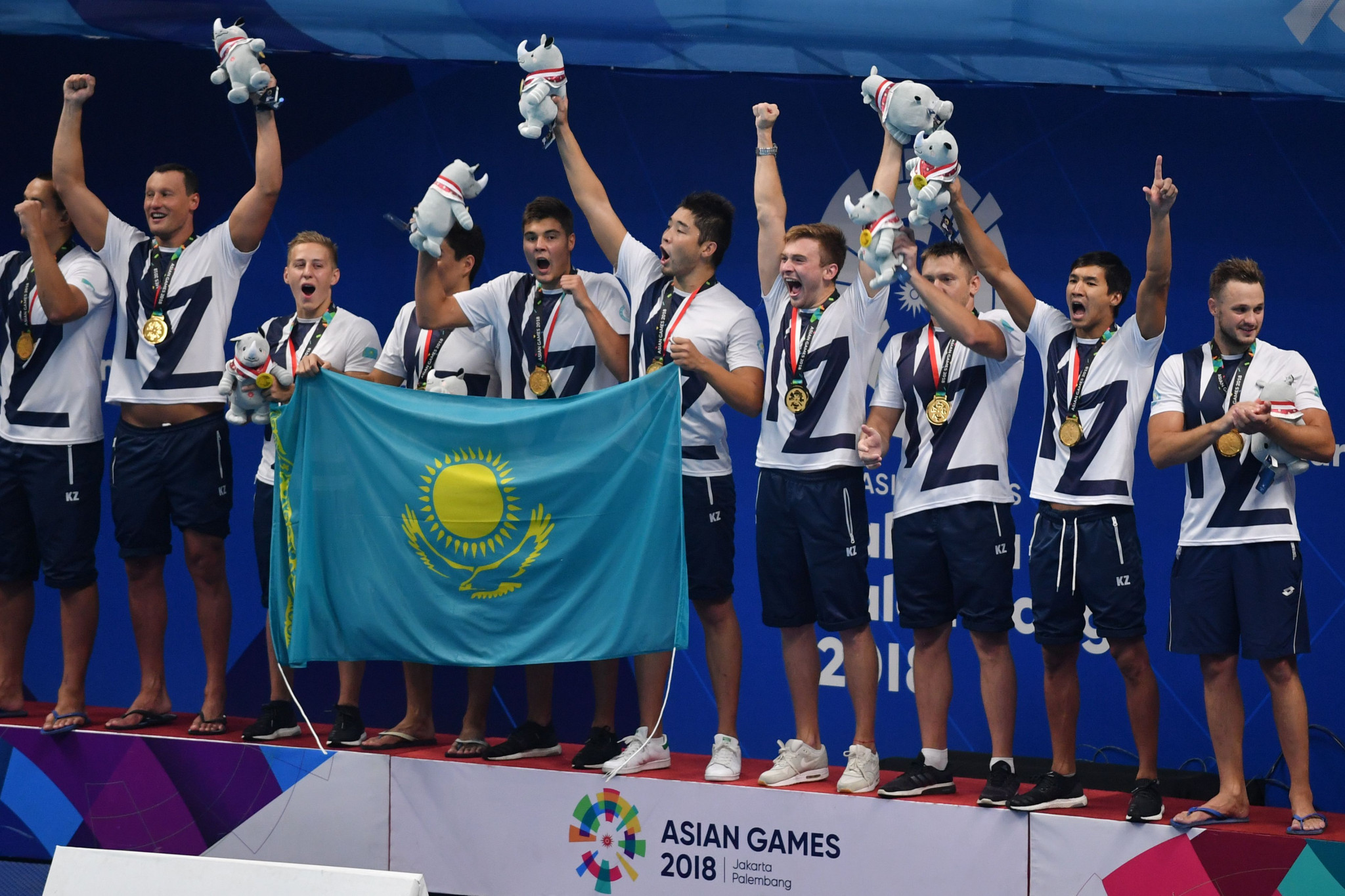 FINA to use Asian Games water polo results for Tokyo 2020 places after qualifier cancelled because of coronavirus