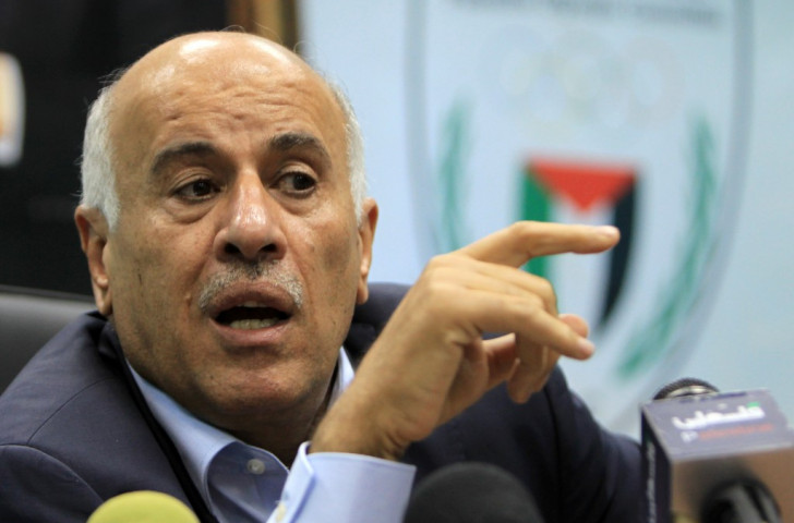 Palestine FA chief refuses to drop proposal to get Israel suspended from FIFA