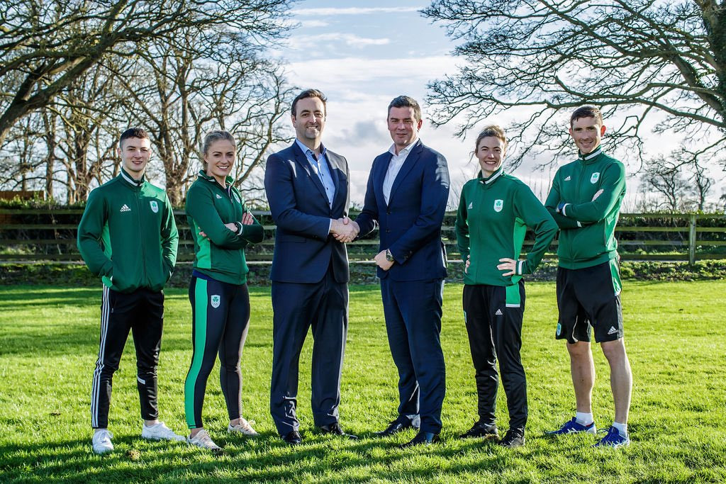 Team Ireland and McKeever Sports partner for Tokyo 2020