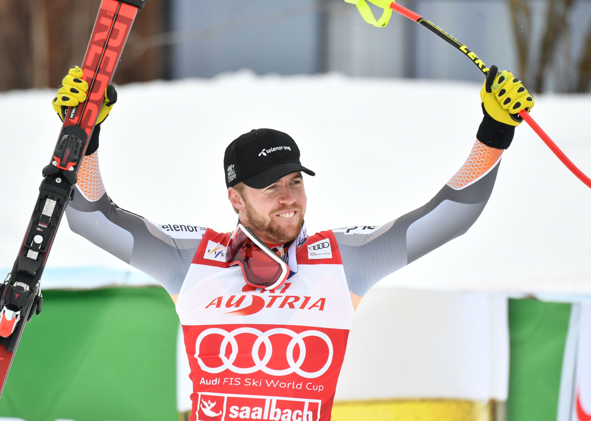 Kilde claims first win of season to take overall FIS Alpine Ski World Cup lead