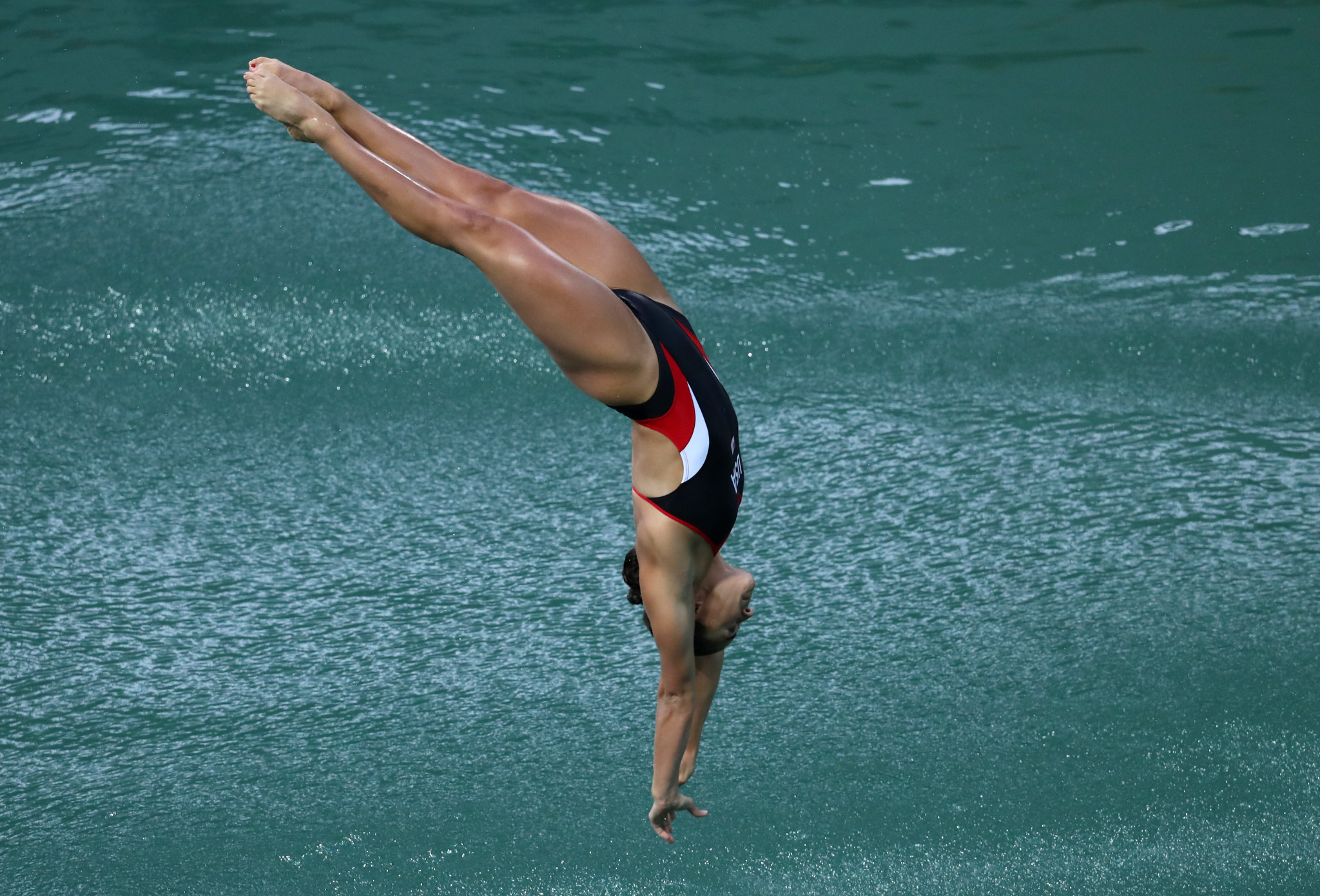 Americans win on day one of FINA Diving Grand Prix as Chinese stars absent
