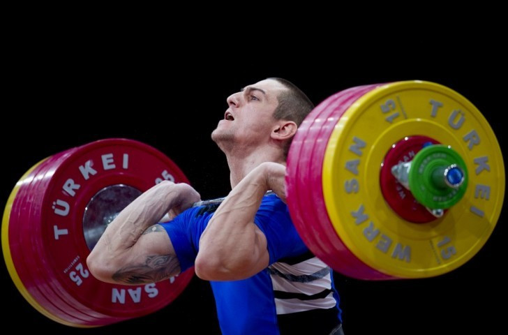 Bulgarian weightlifter Ivan Markov is currently serving an 18-month ban for doping