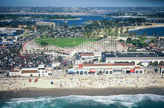 Commercial partners are being sought for the ANOC World Beach Games San Diego were awarded the first-ever ANOC World Beach Games at the organisation's General Assembly in Washington D.C. in October ©San Diego 2017