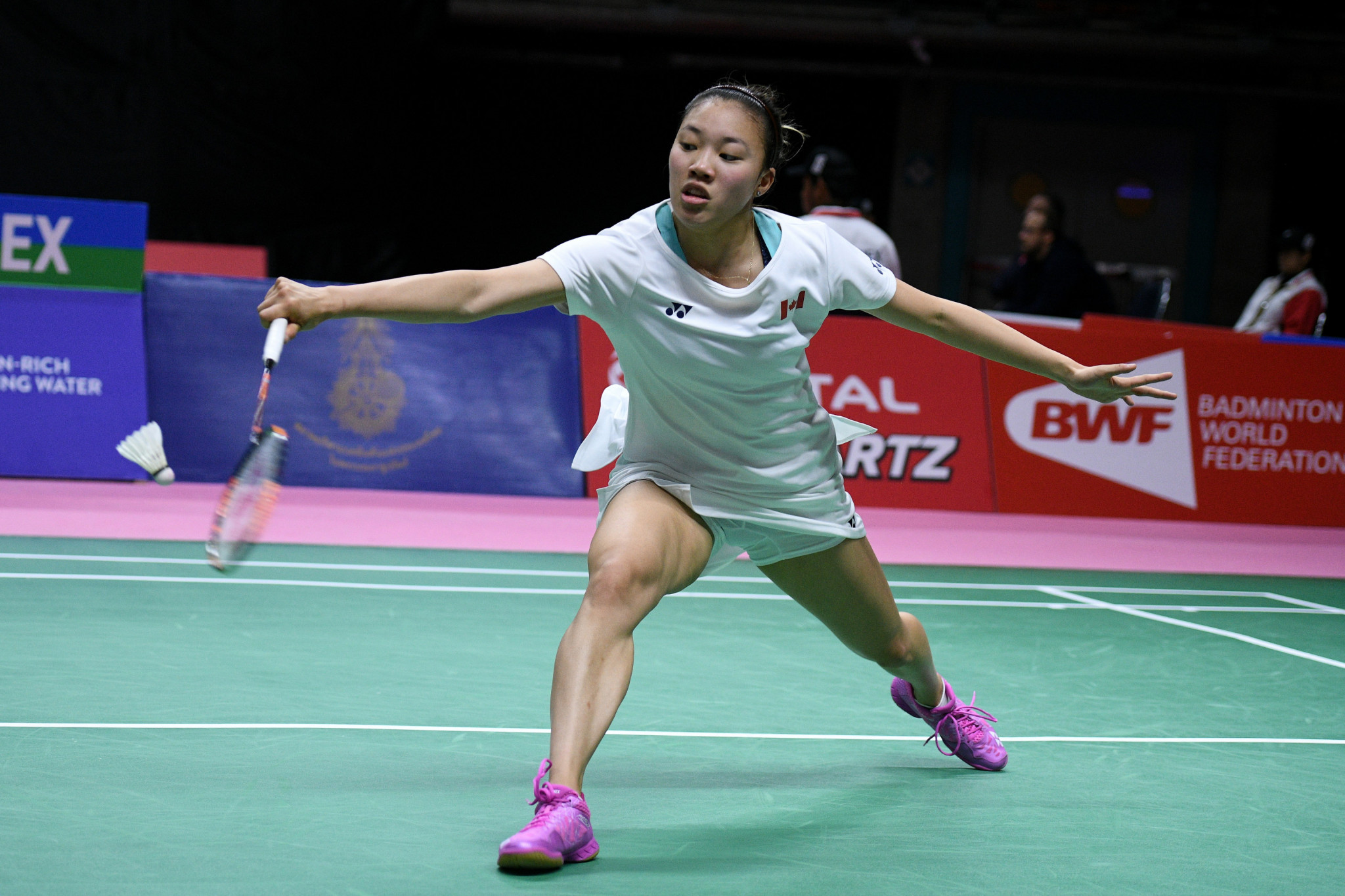 Canada continue unbeaten start at Badminton Pan Am Male and Female Cup