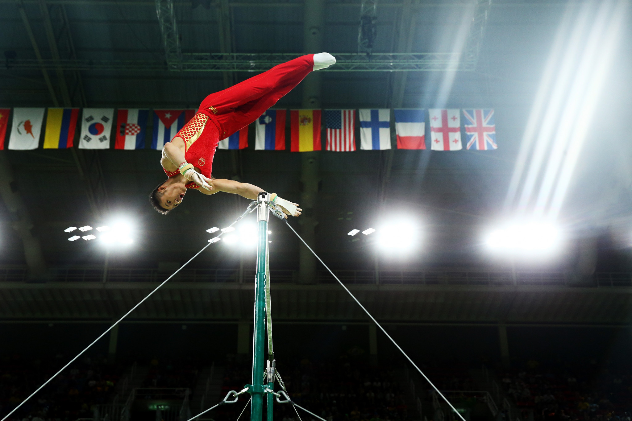 FIG sets up solidarity fund for gymnasts impacted by COVID-19 pandemic