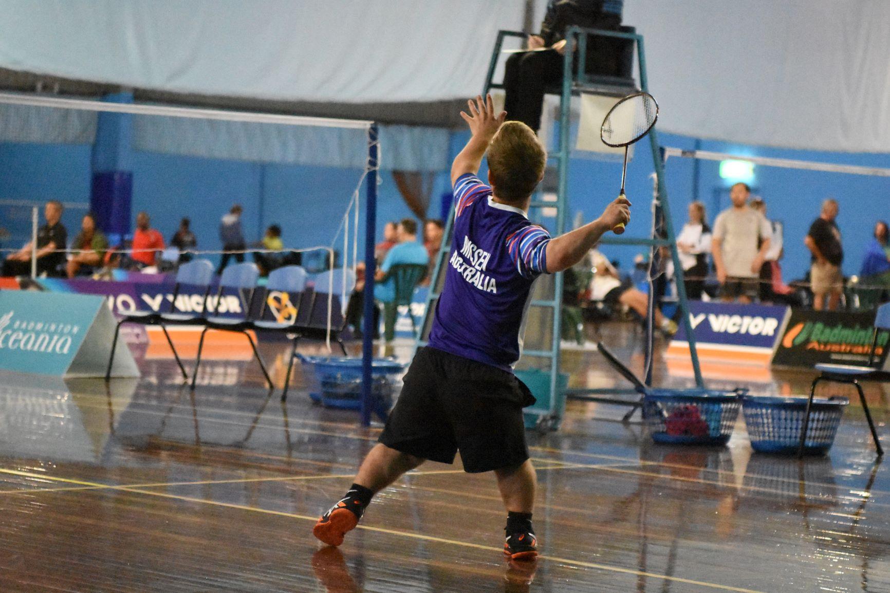 Australia win Oceania Men's and Women's Team Badminton Championships