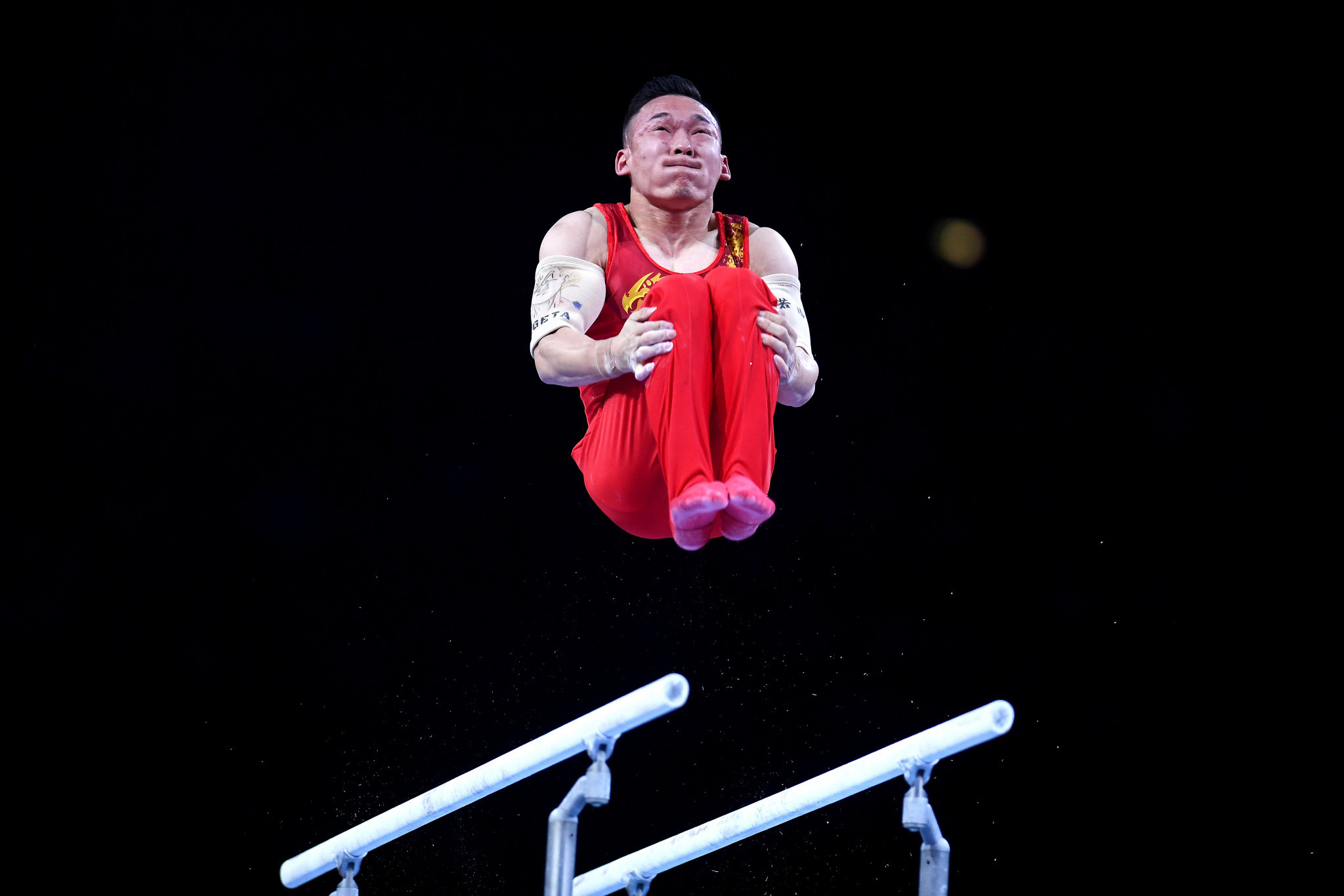 China had named a 12-strong team for the apparatus event in Melbourne ©Getty Images