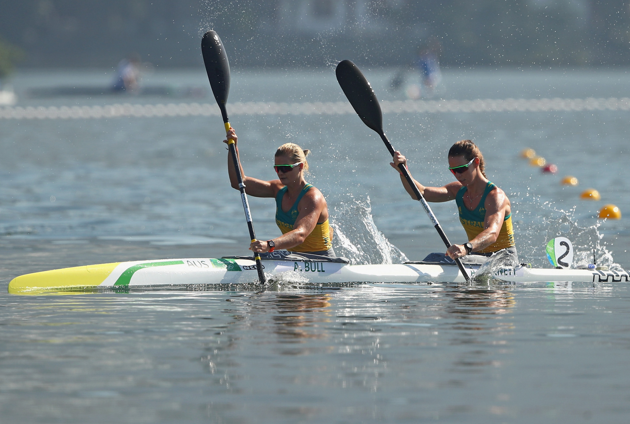 The only canoe sprint event on the ICF calendar set to go ahead in 2020 is the non-Olympic World Championships in Hungary in September ©Getty Images