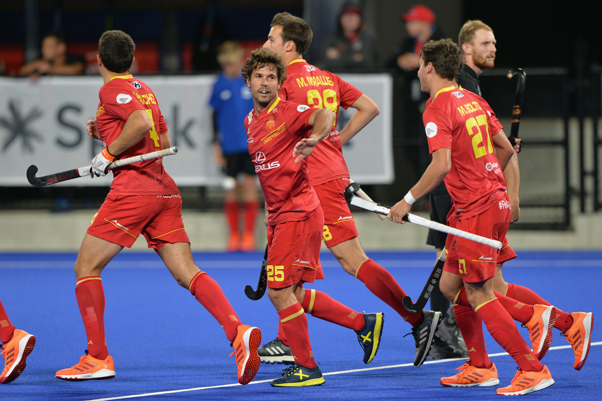 Spain beat New Zealand in men's FIH Pro League, New Zealand women beat the US