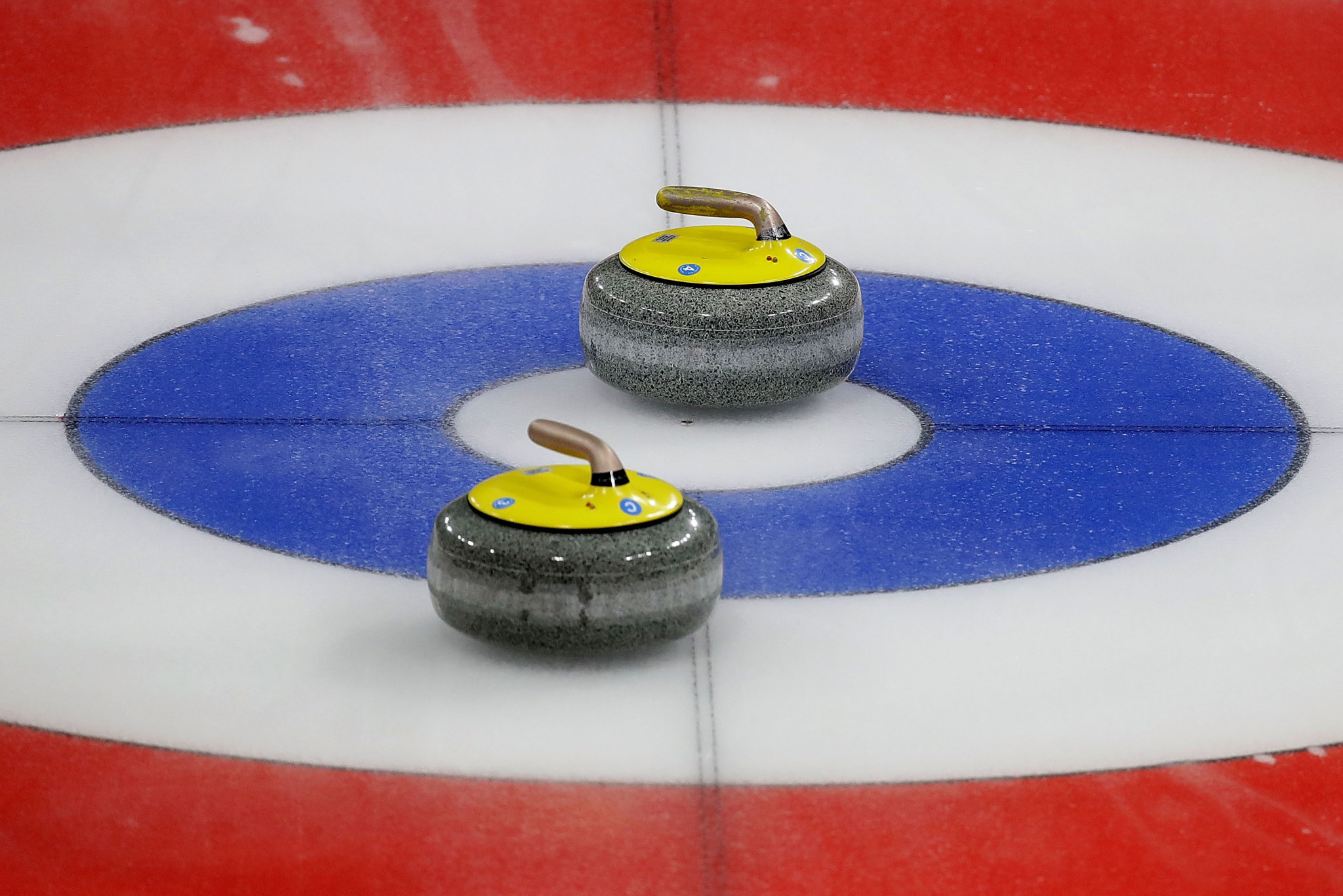 Germany and United States unbeaten at the World Junior Curling Championships