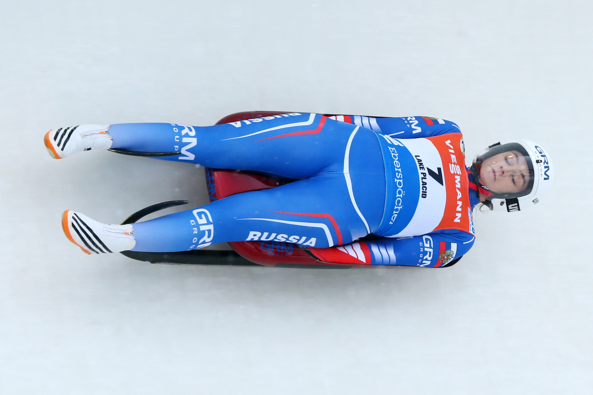 Katnikova wins women's singles to secure second title at Luge World Championships