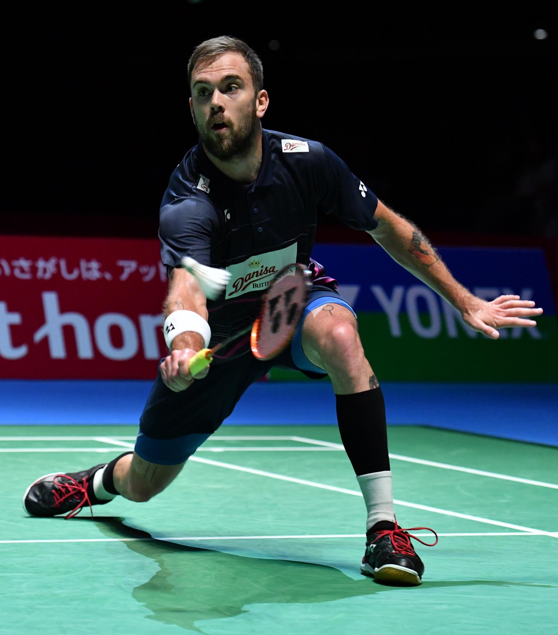 Top seeds Denmark reach men's and women's finals at European Team Badminton Championships