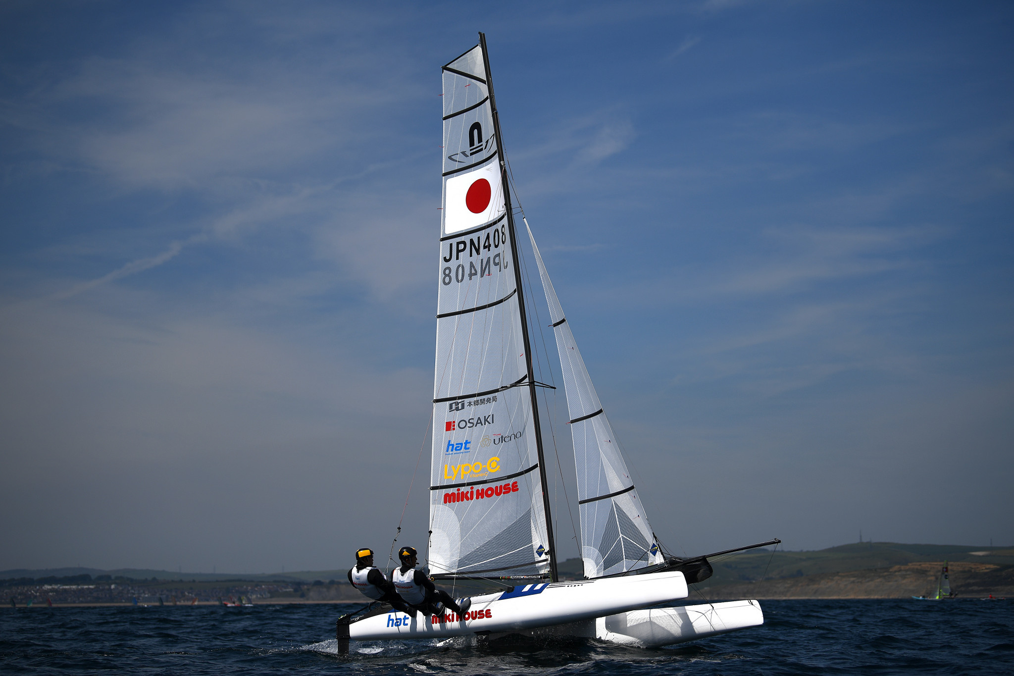 Two Asian sailing qualifiers for the Tokyo 2020 Olympics have been moved from China to Italy because of coronavirus ©Getty Images