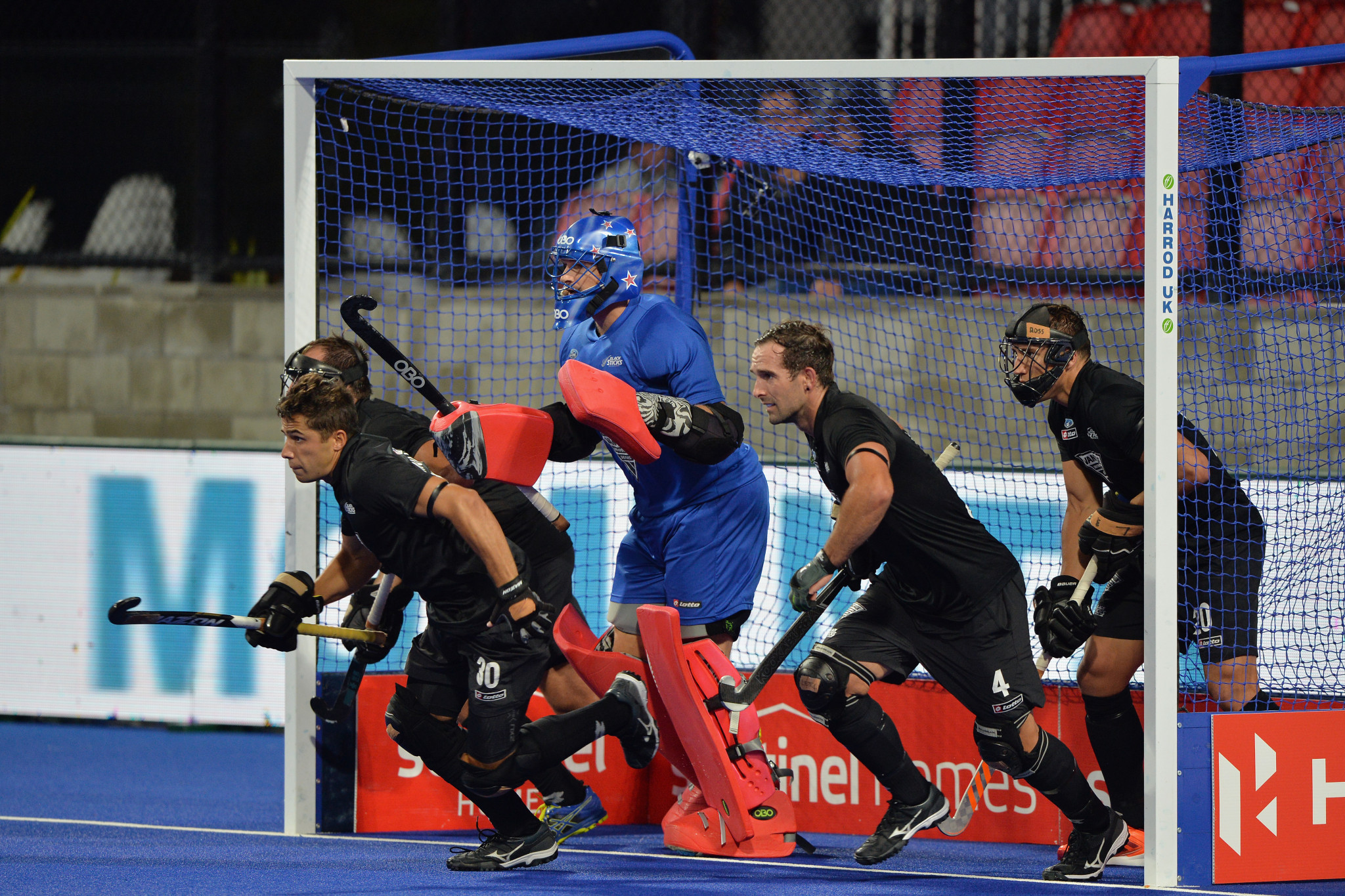 New Zealand's men picked up their first win of the FIH Pro League season ©Getty Images