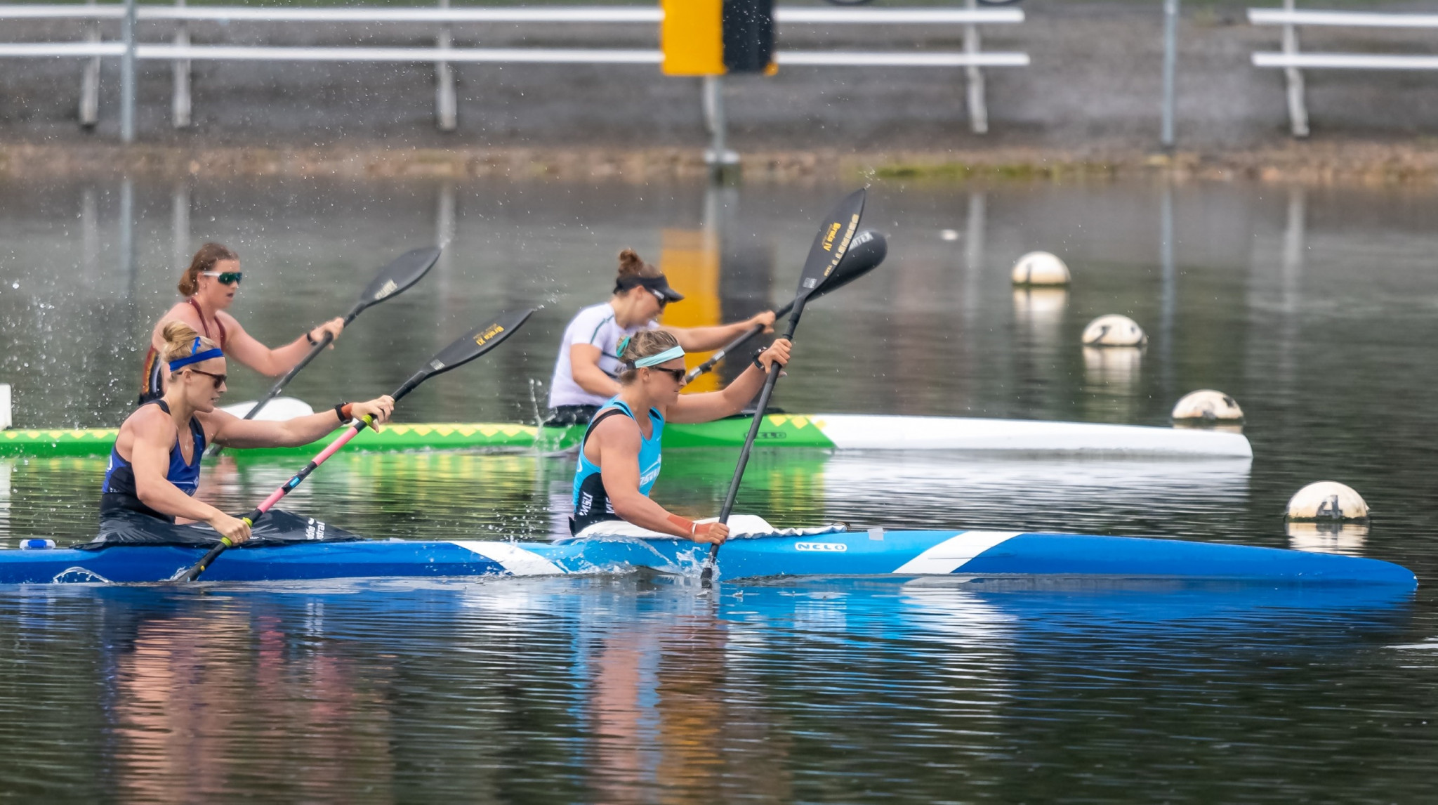 The event offered quota places for the Tokyo 2020 Olympics ©JGR Images