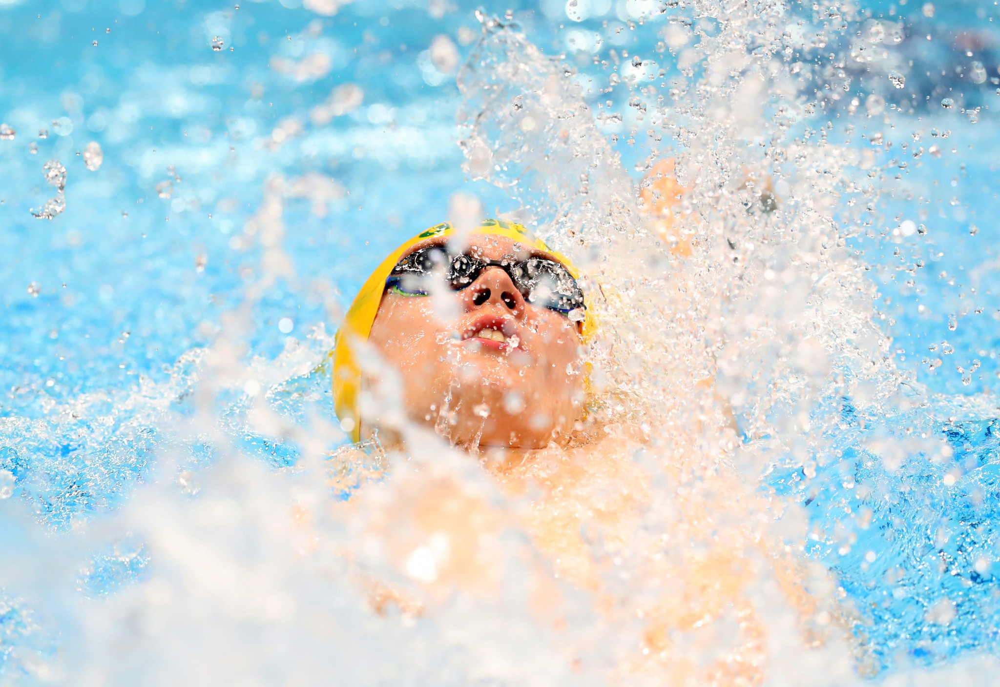 Hodge ends with three golds as World Para Swimming Series ends in Melbourne