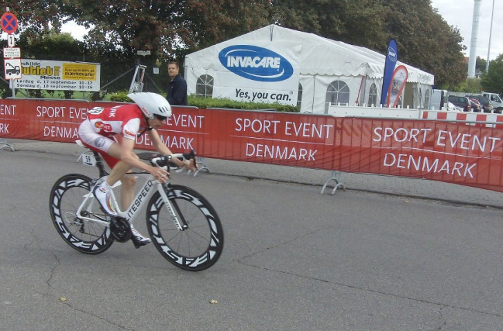 Sport Event Denmark helped bring the 2011 UCI Para-Cycling Road World Championships to Roskilde