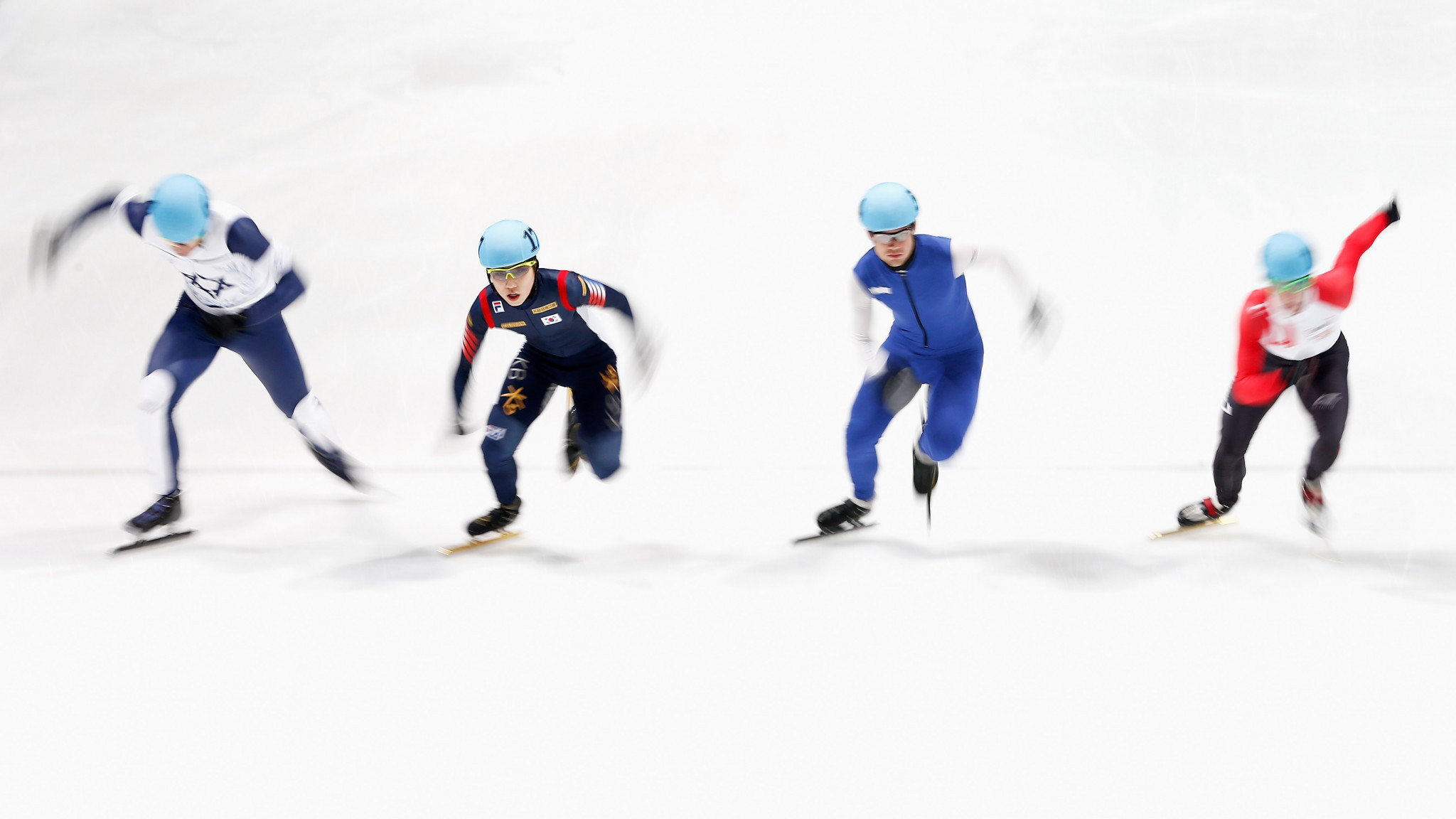 Park wraps up overall 1,000m title at ISU Short Track World Cup