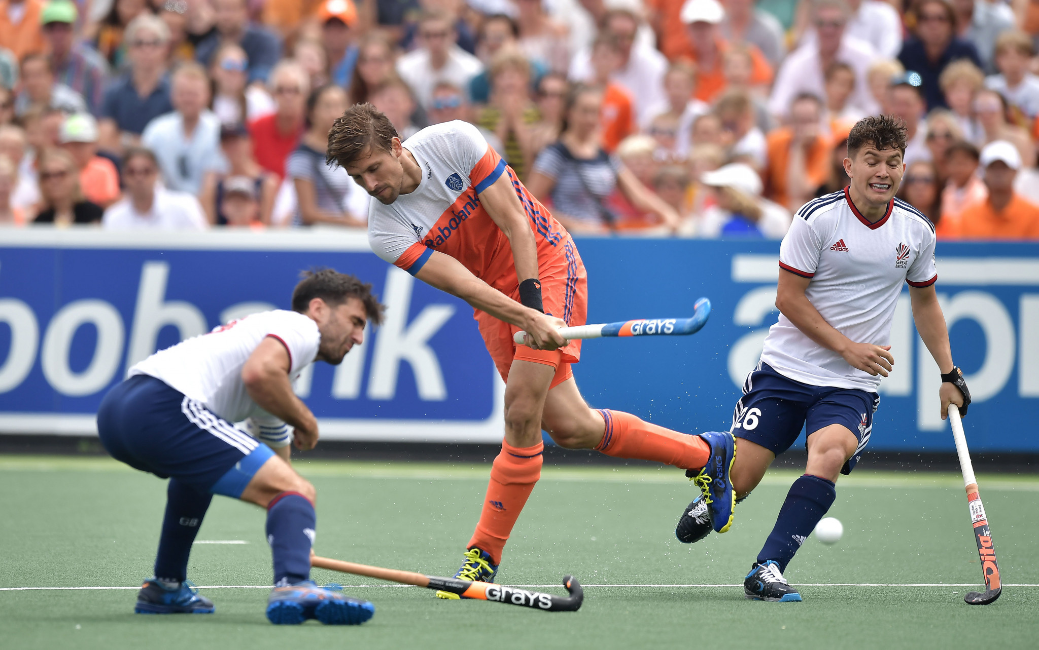 Dutch men win second shoot-out in two days in FIH Pro League