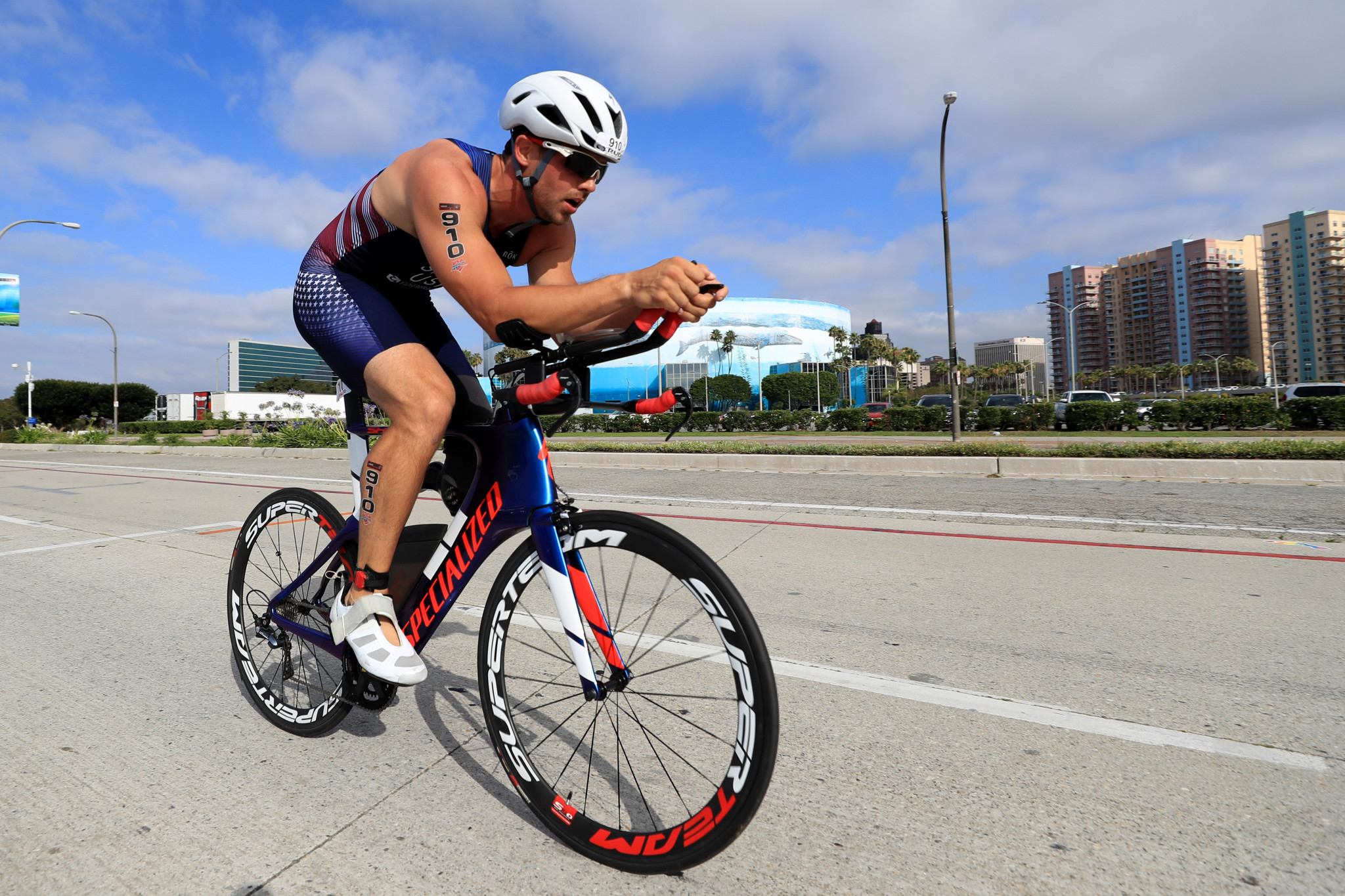 USA Triathlon previously raised a prize fund for their 2019 Paratriathlon National Championships ©Getty Images