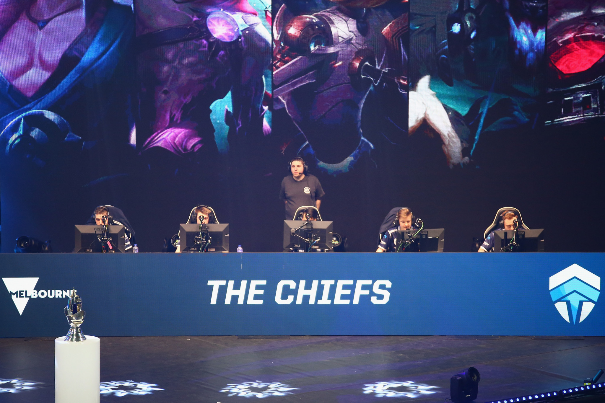 The Chiefs are considered to be Australia's most successful esports club ©Getty Images