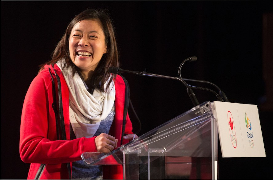 Carol Huynh has been appointed deputy Chef de Mission for the Canadian team at Rio 2016 ©UWW