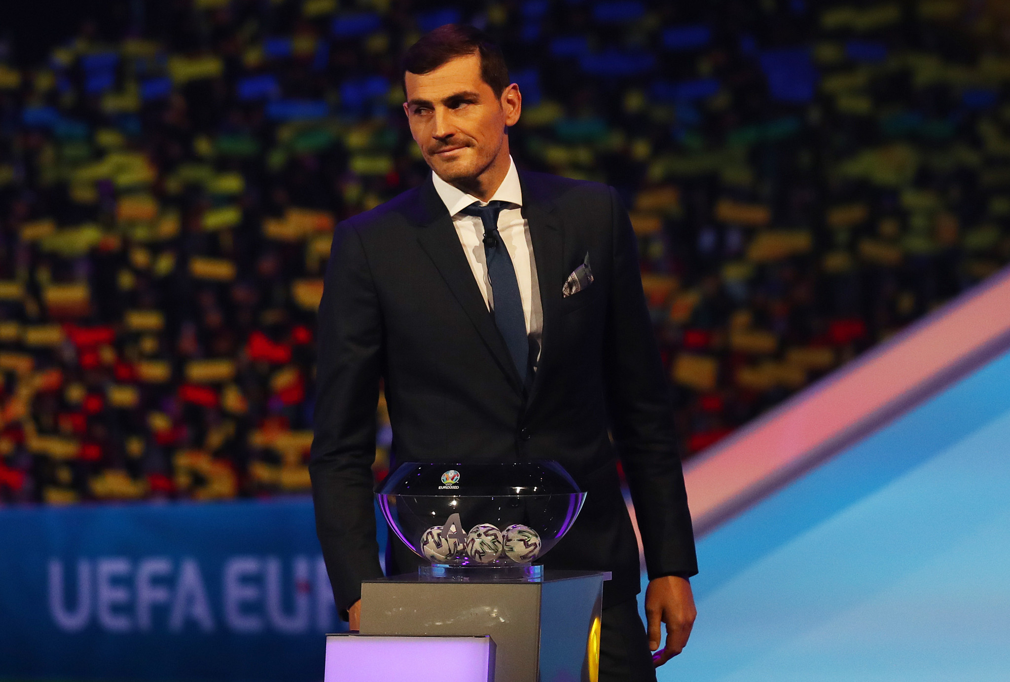 Casillas enters race for Spanish Football Federation Presidency