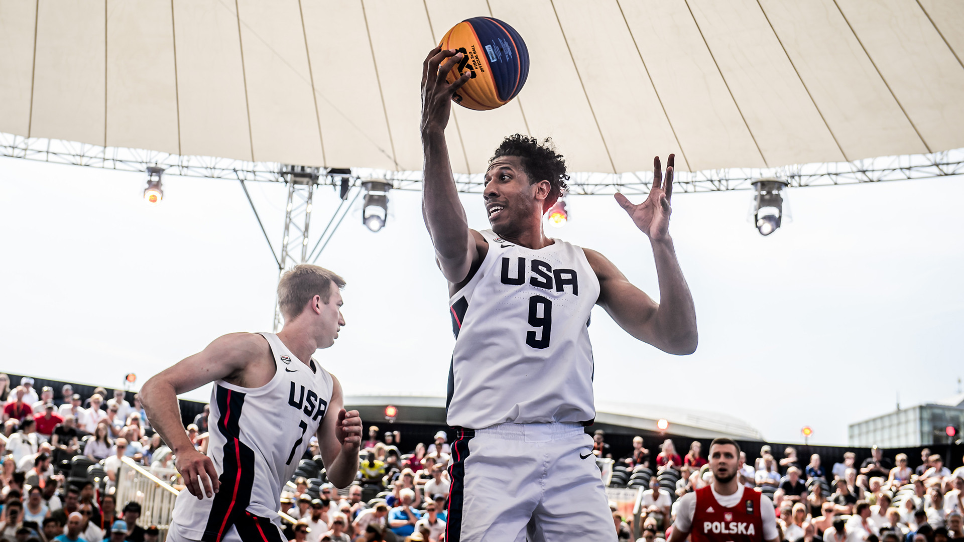 USA Basketball name teams for 3x3 basketball Olympic qualifiers