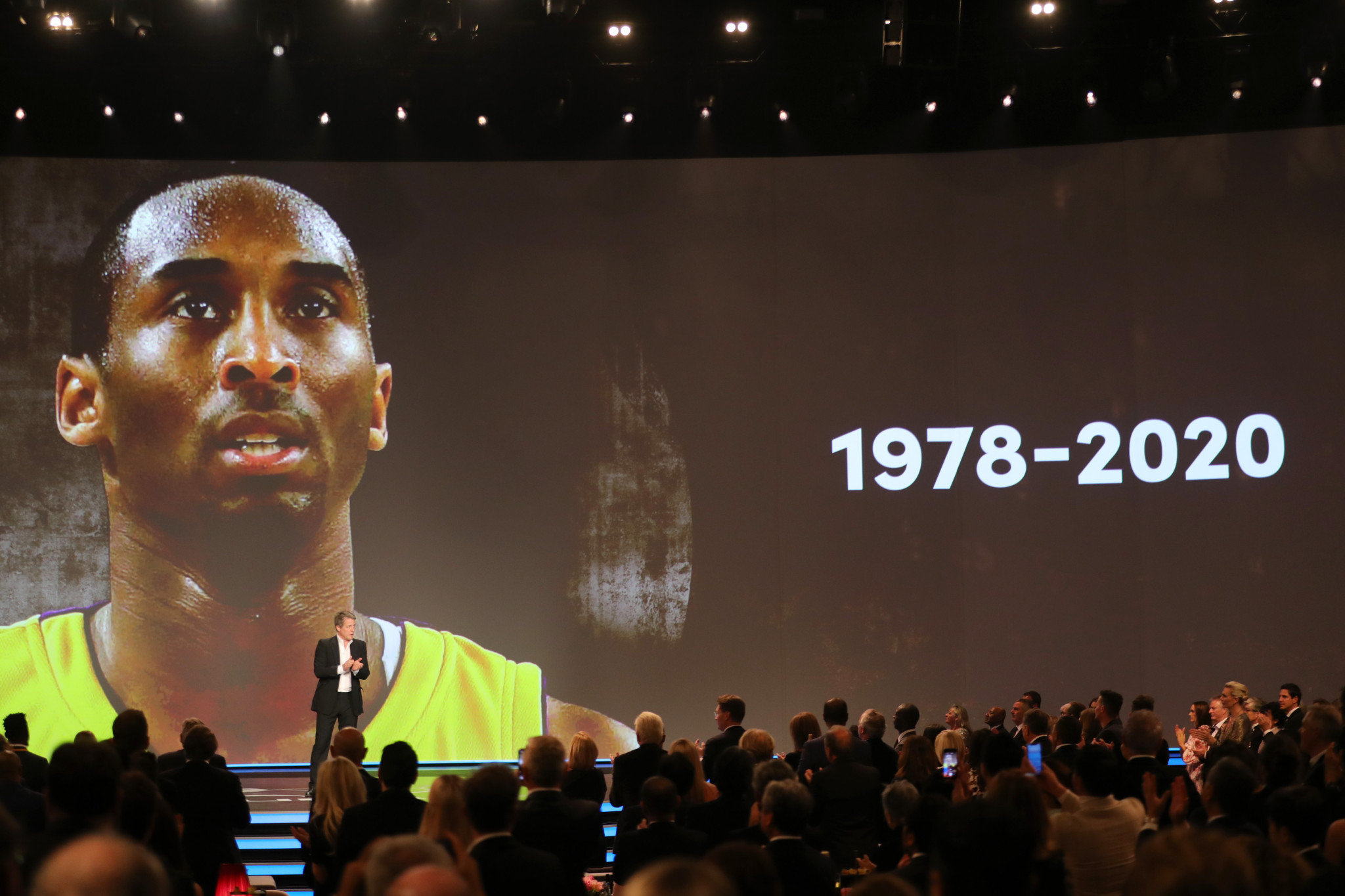 Bryant poised for posthumous entry into Basketball Hall of Fame