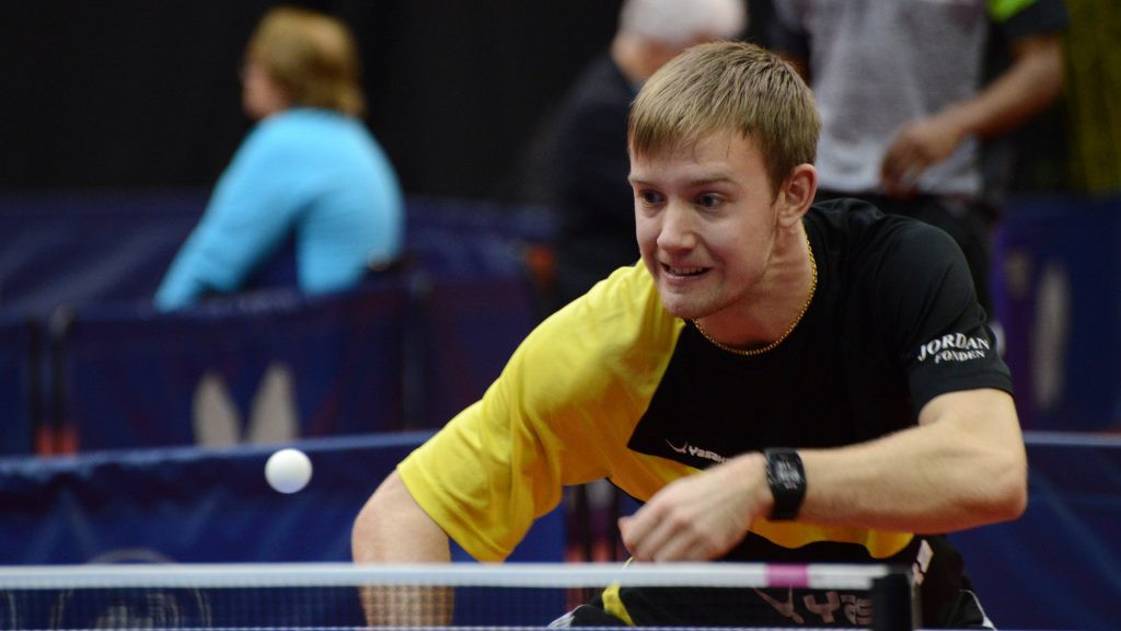 Sweden's Ranefur pulls off shock win in ITTF Hungarian Open preliminary stage