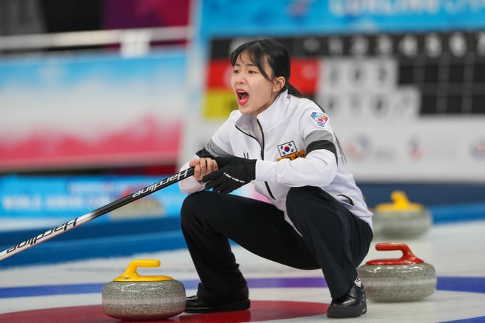 South Korea close on semi-final spot at World Junior Curling Championships
