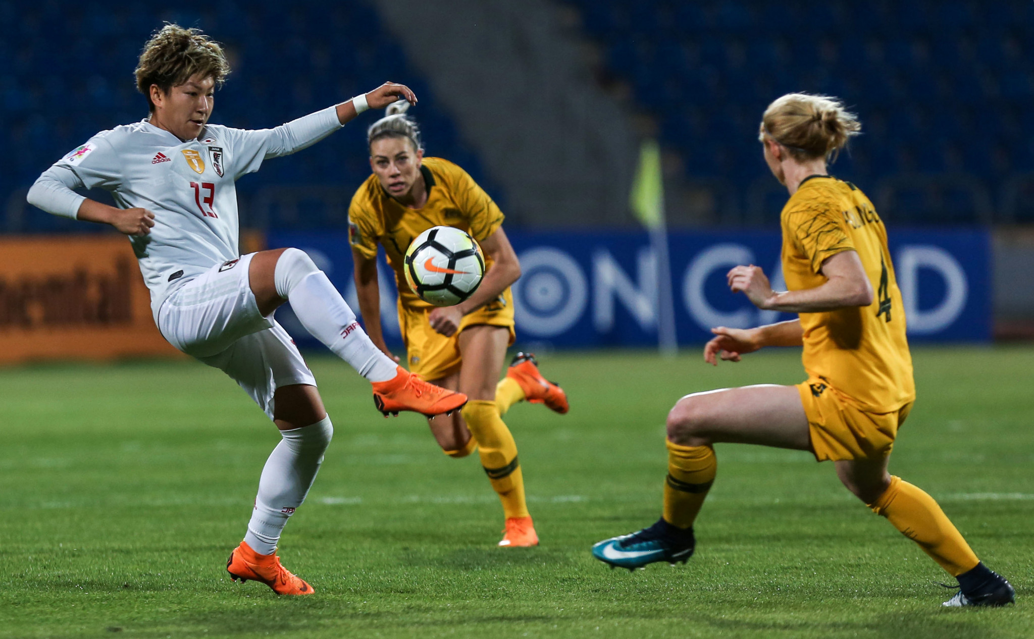 Jordan hosted the last AFC Women's Asian Cup in 2018 ©Getty Images