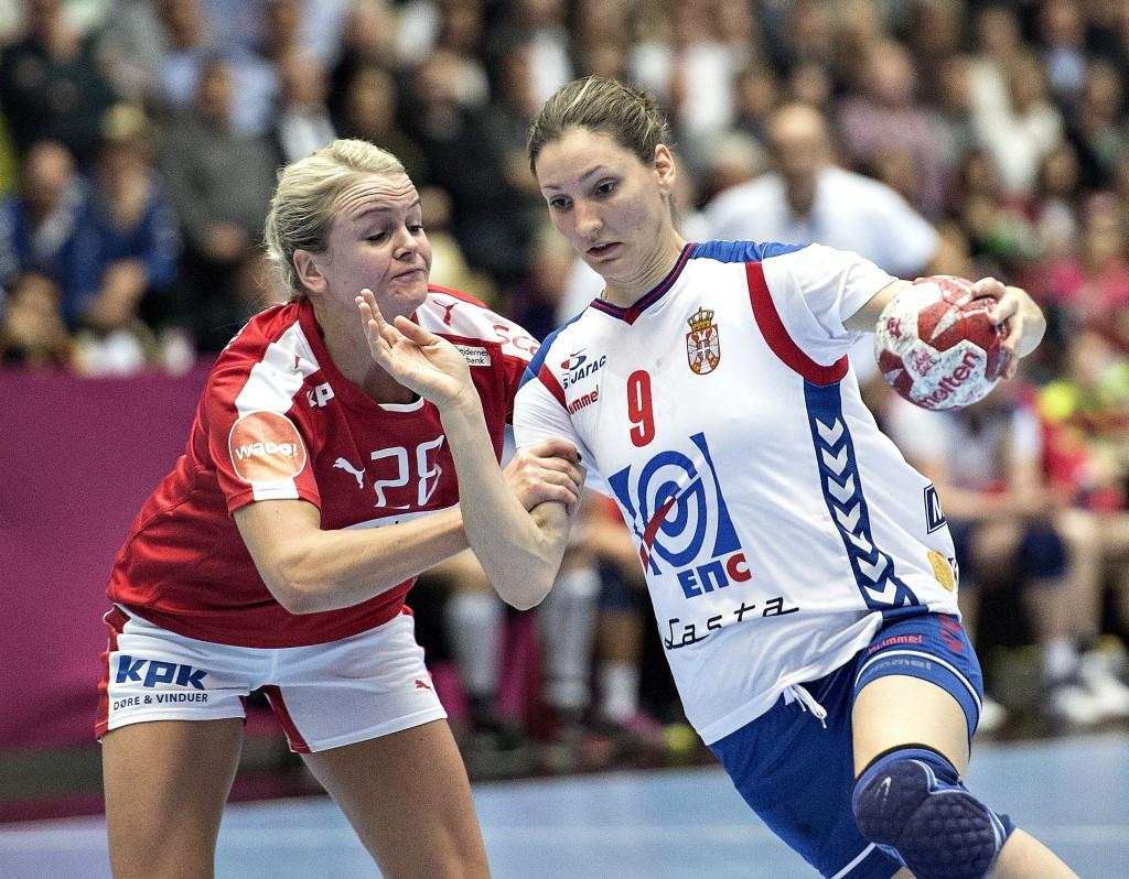 Danish hosts edge Serbia at Women's World Handball Championships