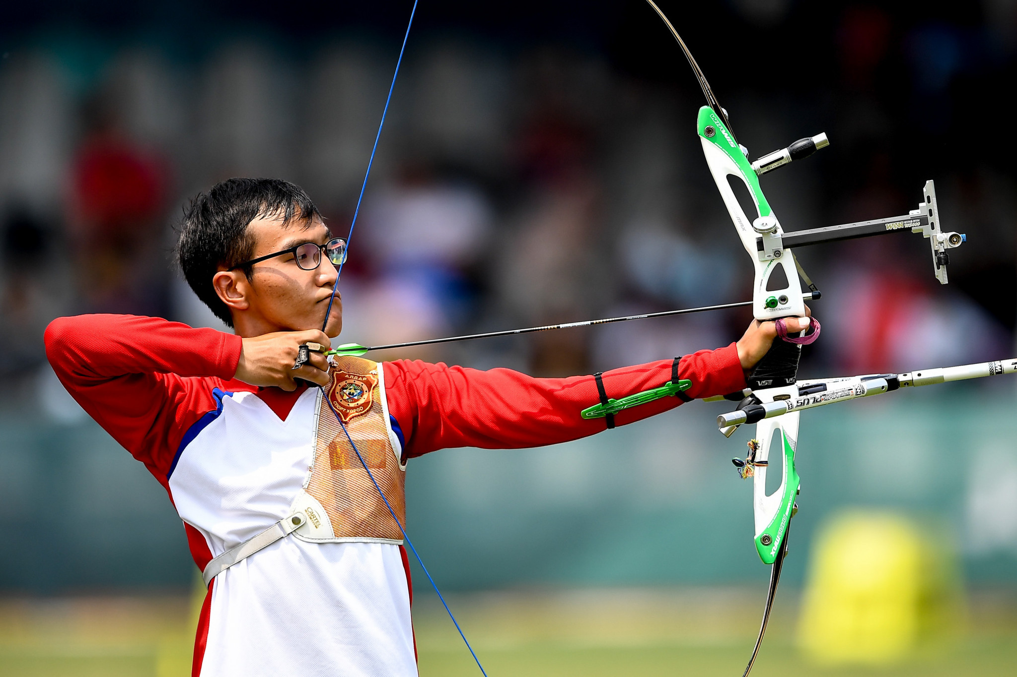 Mongolia's archery team cancels Olympic training camp due to coronavirus