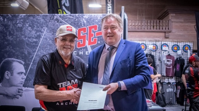 World Archery sign compound development agreement with PSE