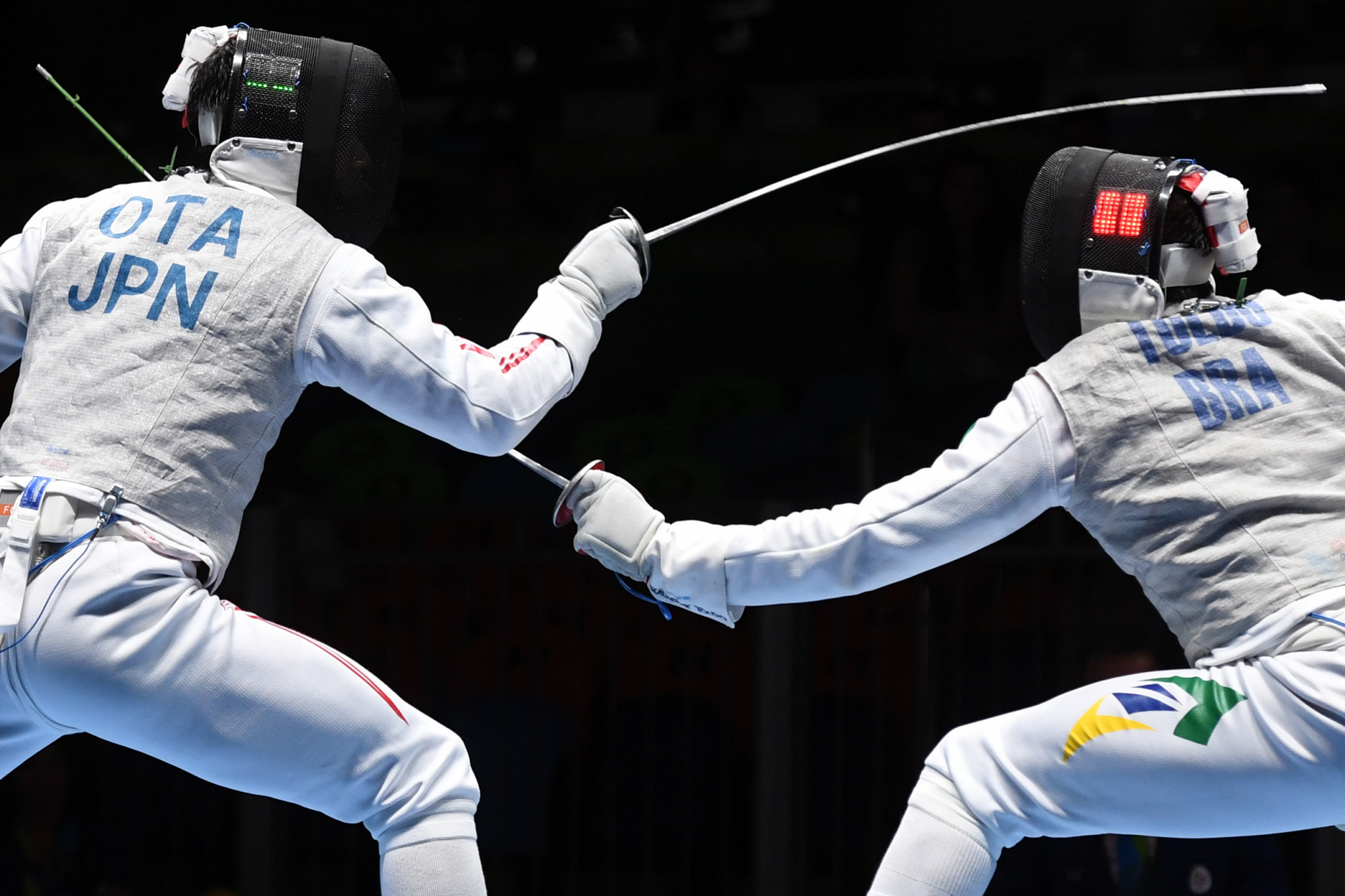 The FIE Olympic fencing rankings will be put on hold until events are rescheduled ©Getty Images