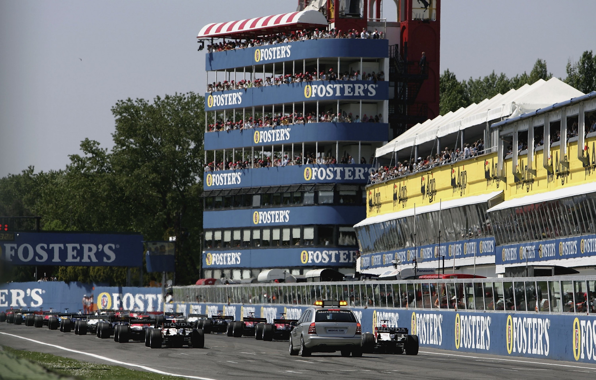 Imola submits request to replace postponed Formula One Chinese Grand Prix