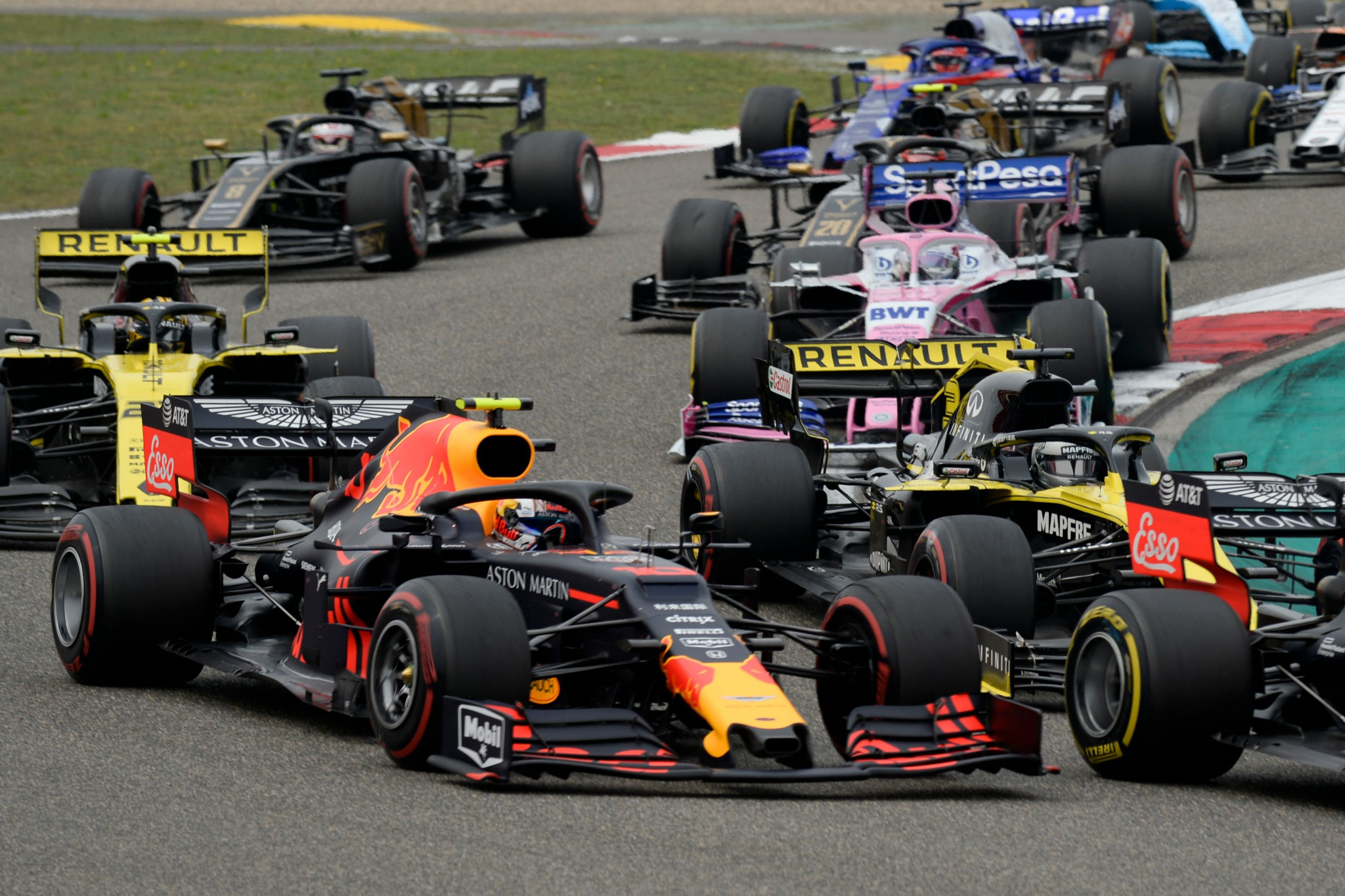Formula One season poised to start with two races in Austria