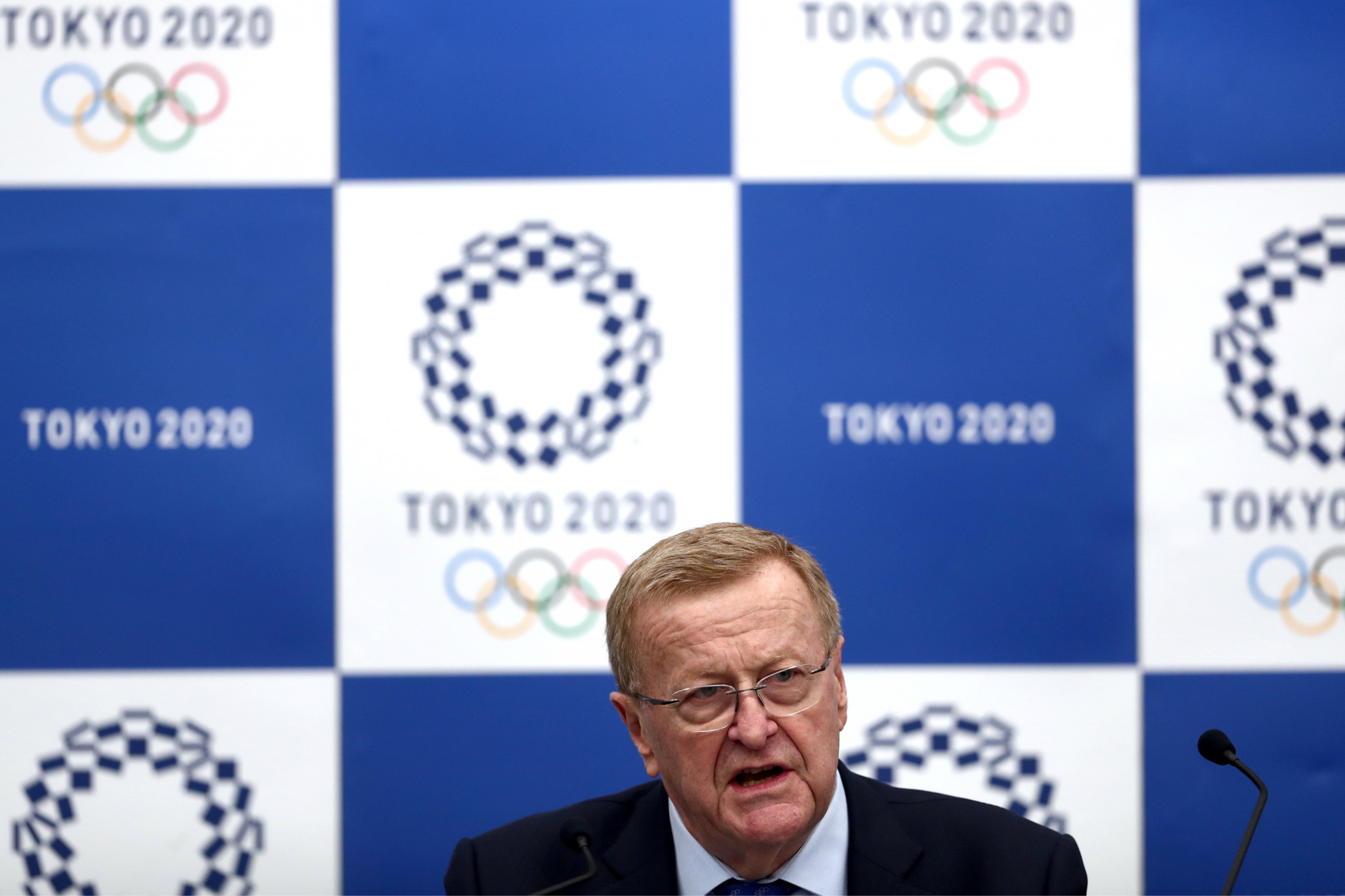 IOC Coordination Commission chairman John Coates has further moved to reassure athletes and spectators they will be safe to attend Tokyo 2020 ©Getty Images