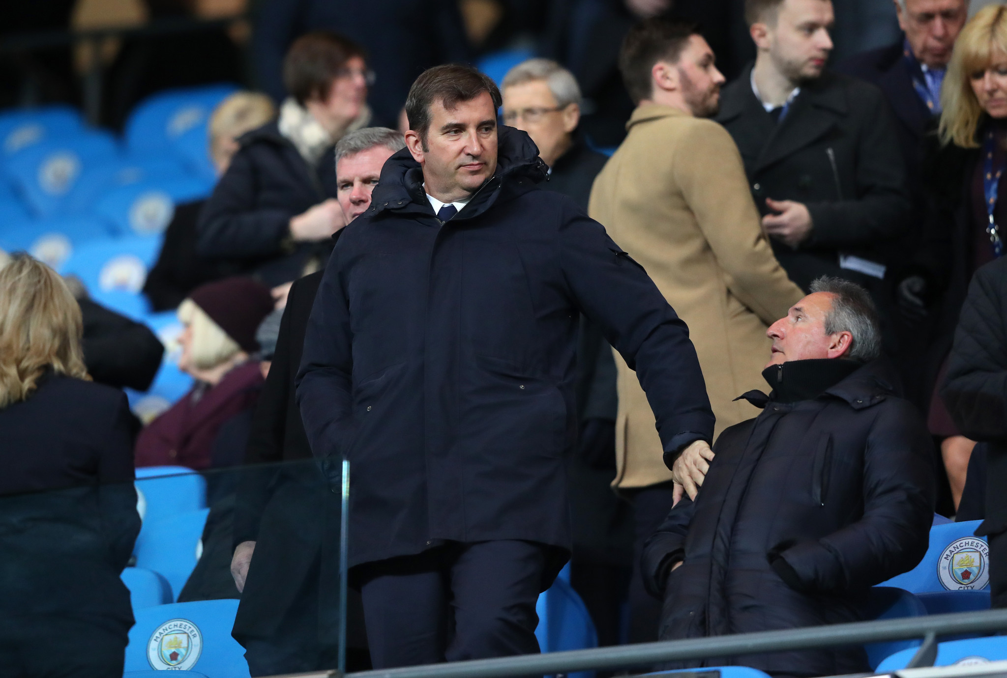 Manchester City chief executive claims no truth in financial fair play breaches
