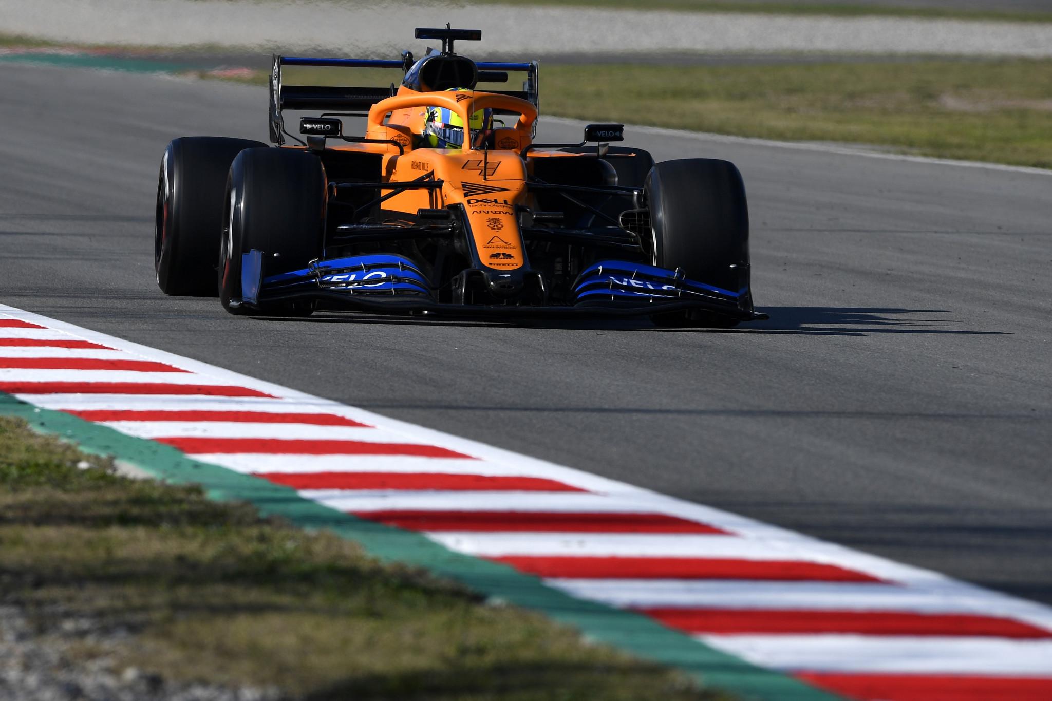 Formula One teams clash over cost cap amid coronavirus effects