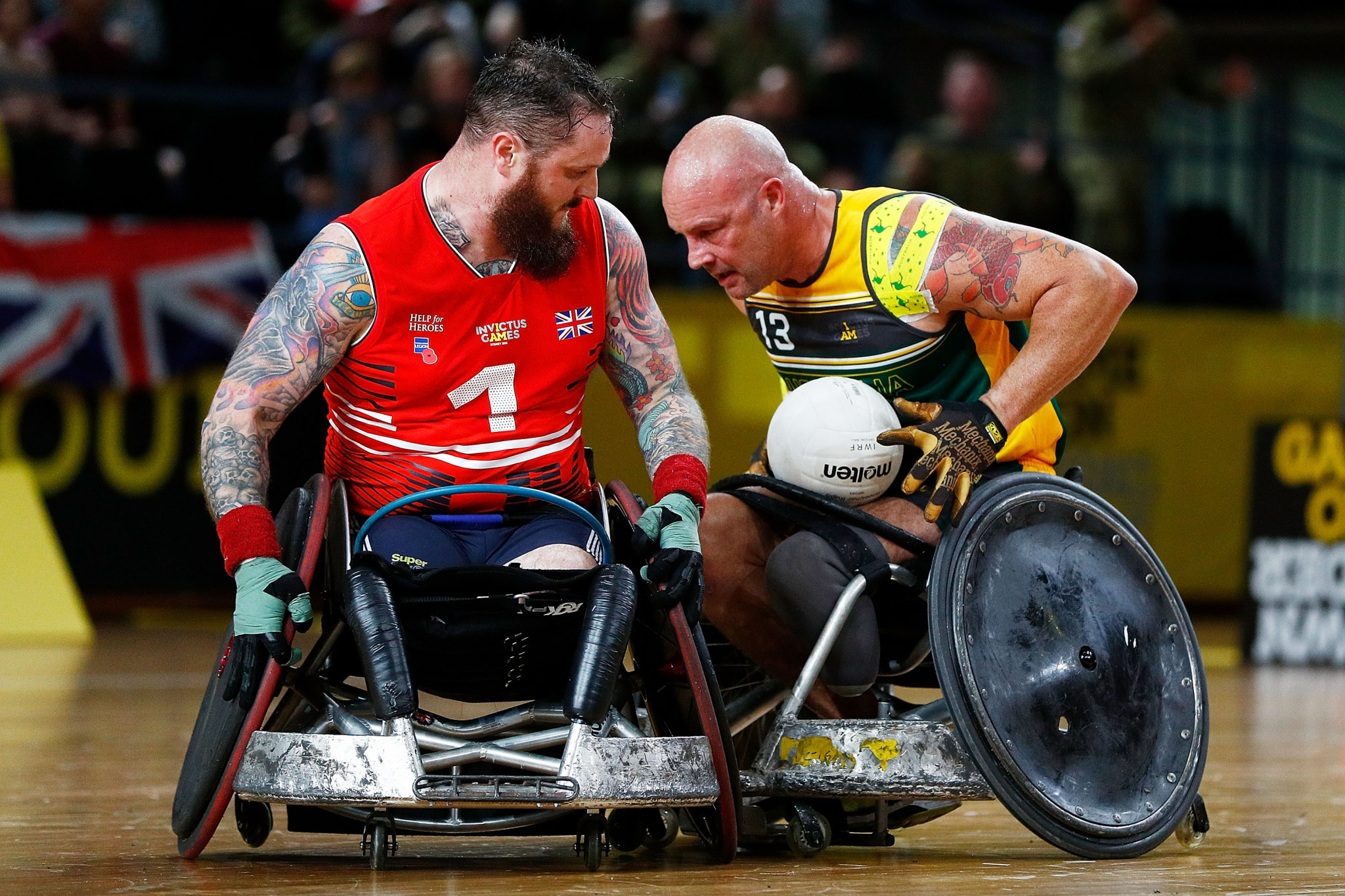 Britain look for home win in Wheelchair Rugby Quad Nations in Tokyo 2020 warm up