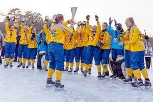 Sweden still unbeaten as semi-final line-up confirmed at Women's Bandy World Championships